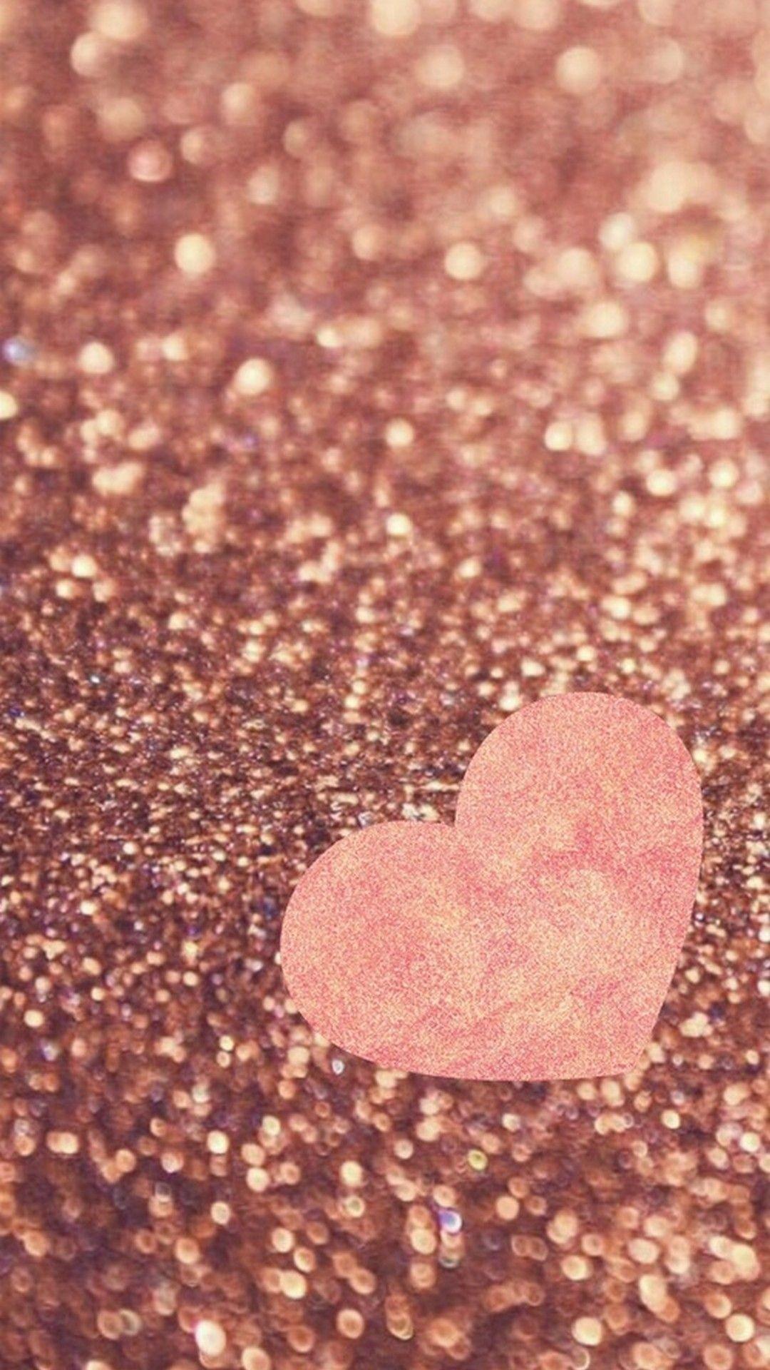 Glitter iPhone 5 wallpaper