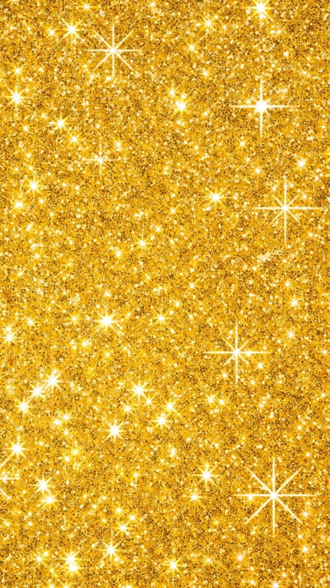 Glitter iPhone 7 wallpaper