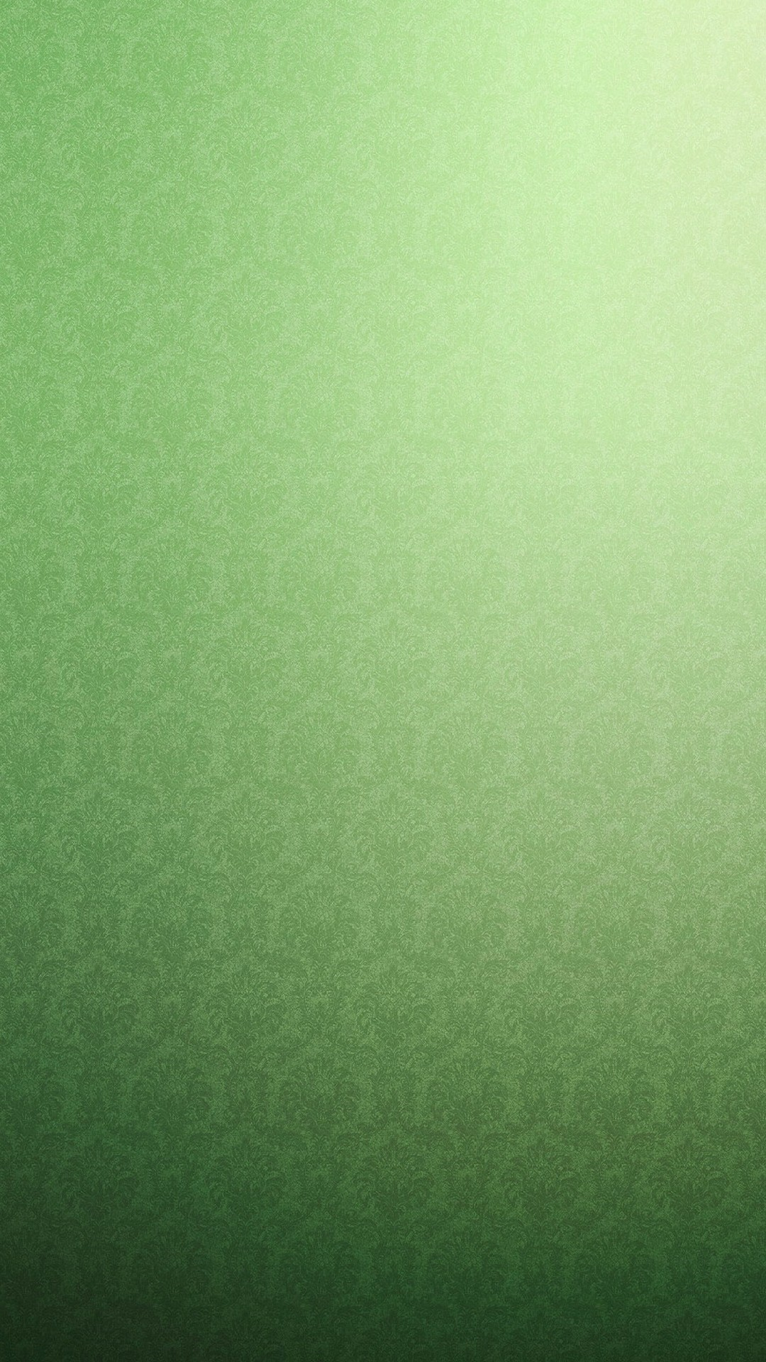 Green phone background