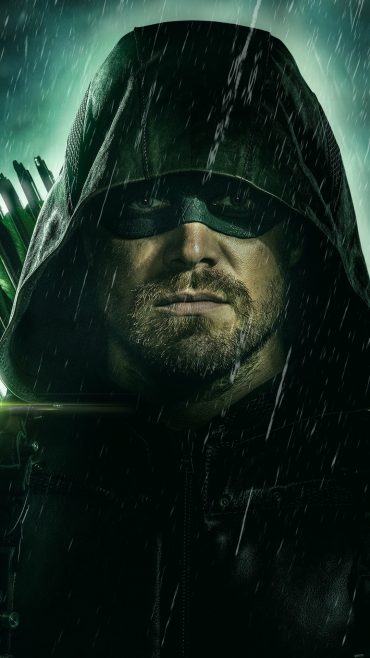 Green Arrow phone wallpaper