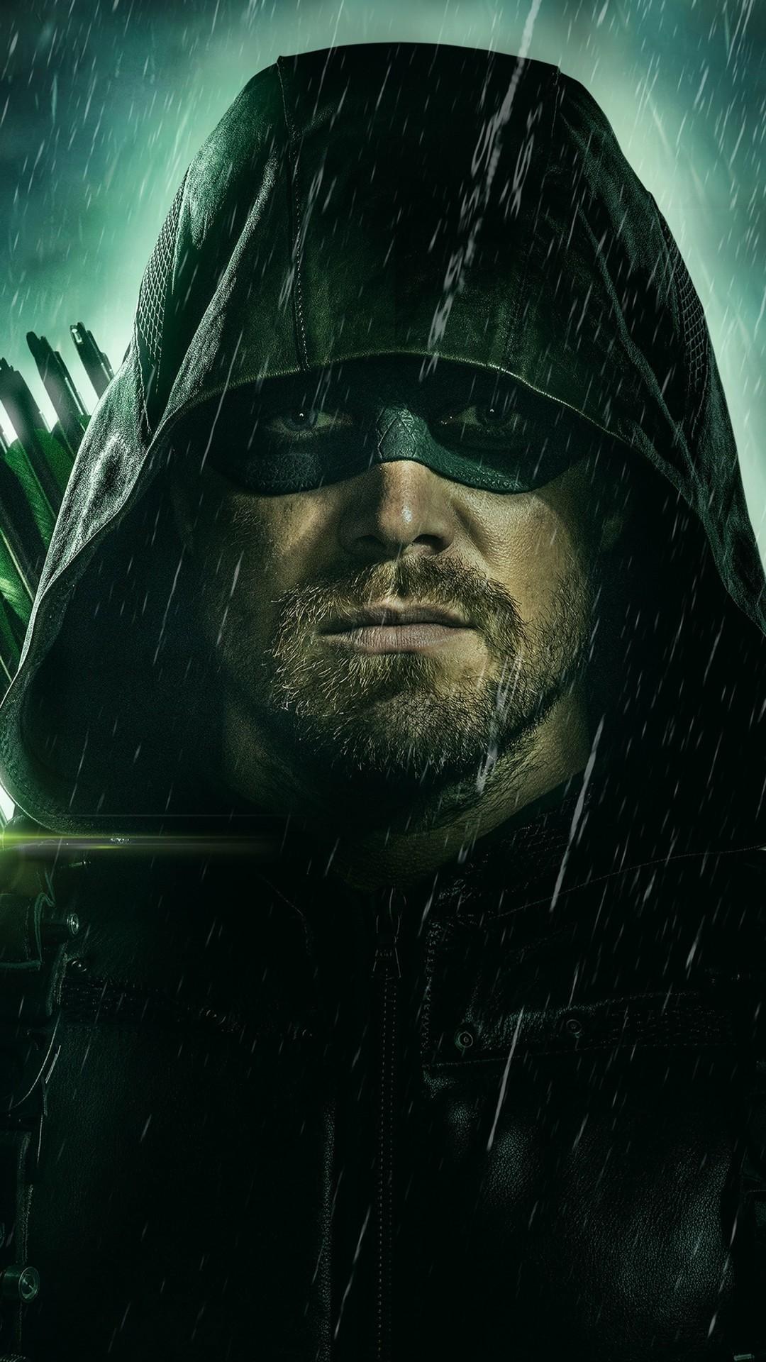 Green Arrow phone wallpaper