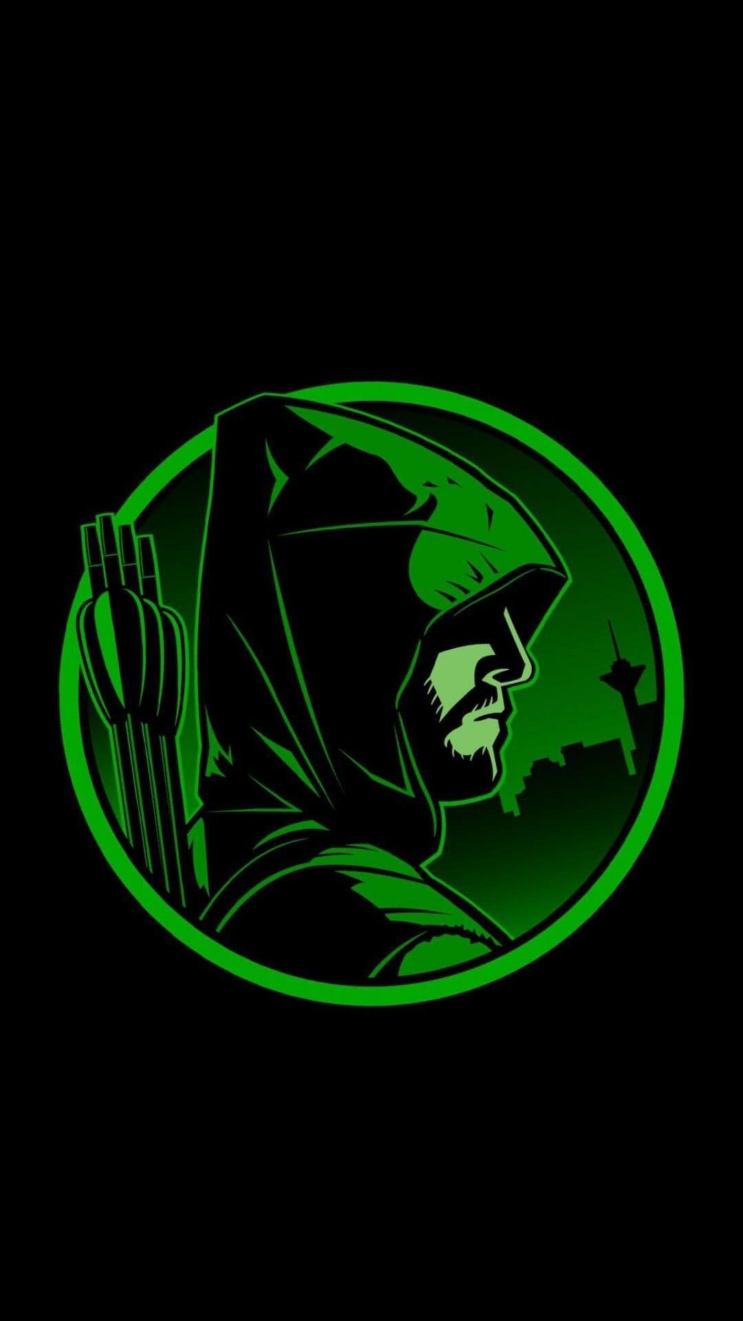 Green Arrow iPhone 6 wallpaper