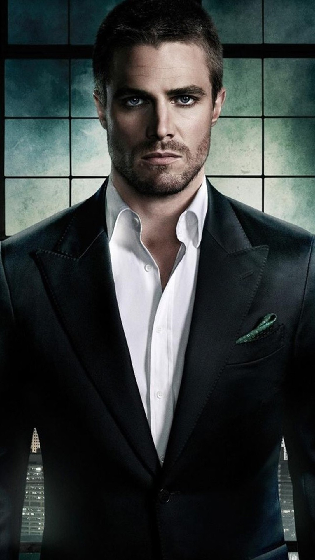 Green Arrow iPhone 7 wallpaper