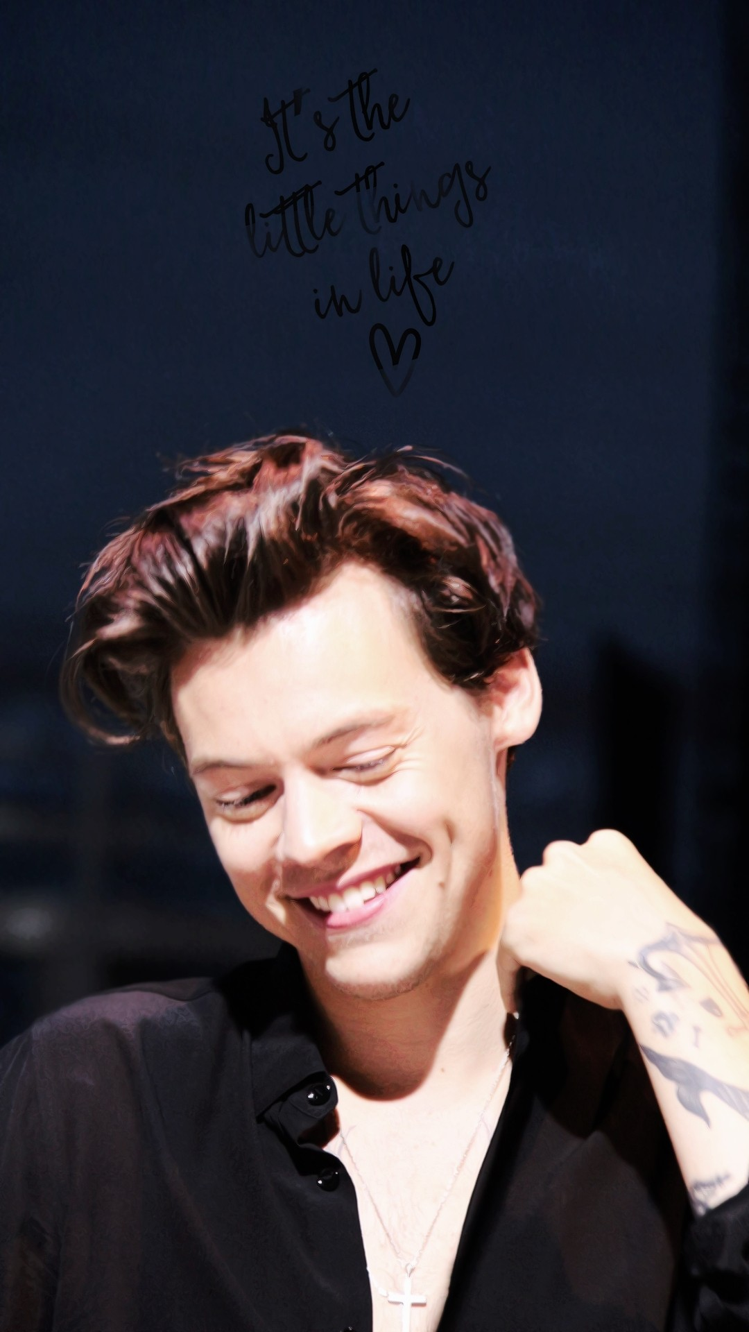 Harry Styles iPhone wallpaper