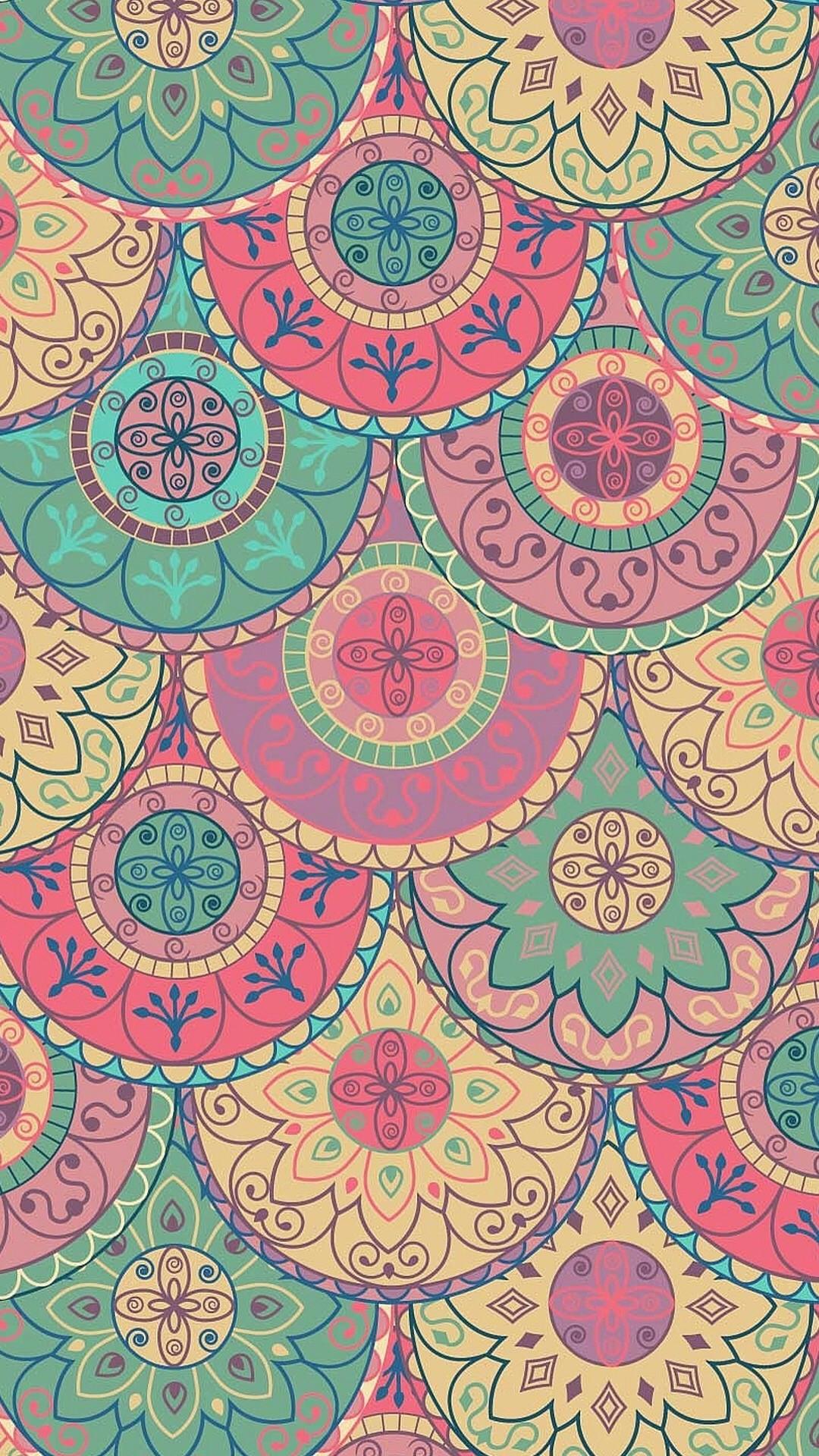 Hippie wallpaper for iPhone