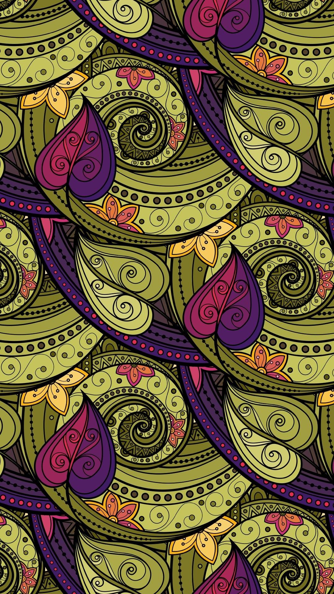 Hippie iPhone 7 wallpaper