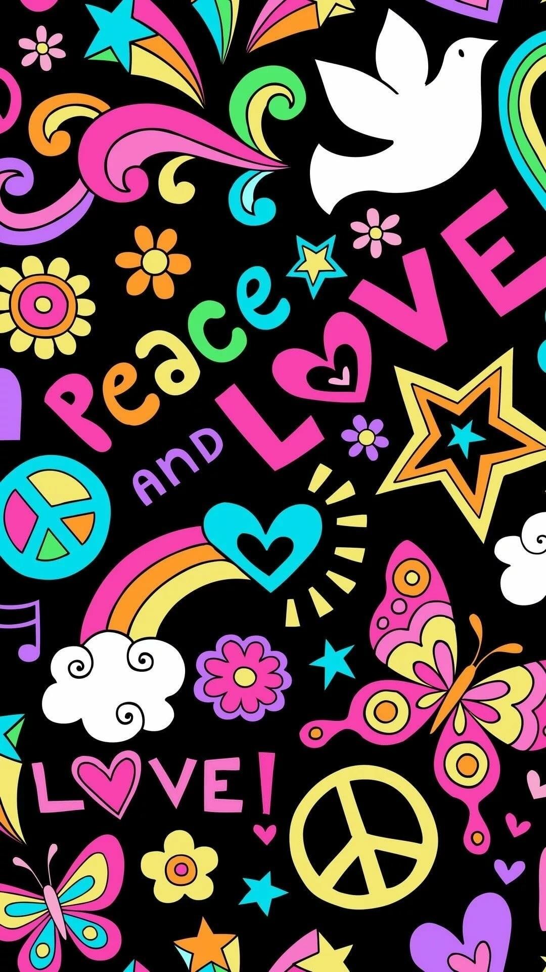 Hippie hd wallpaper