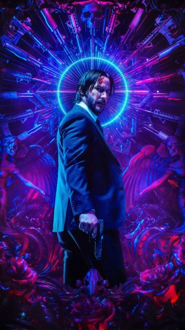 John Wick iPhone 7 wallpaper