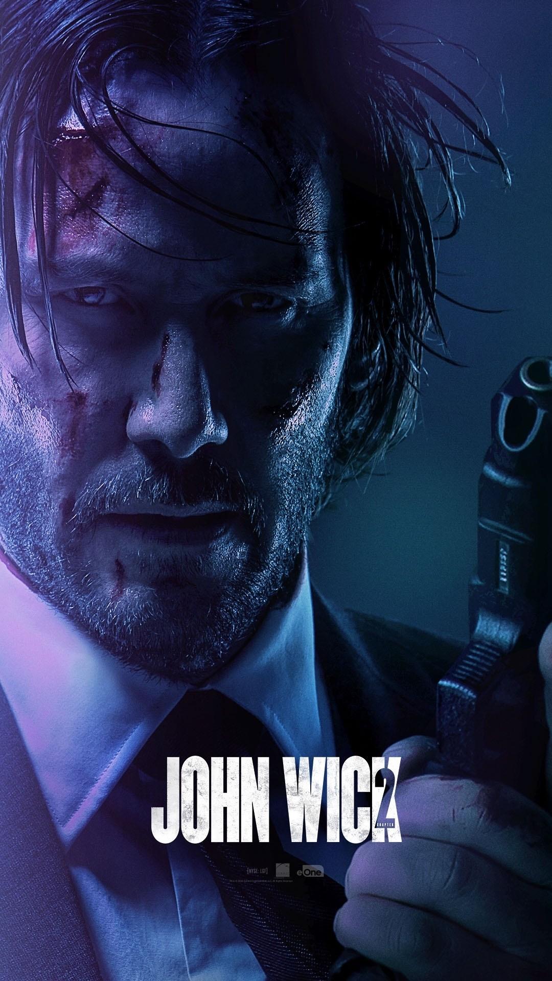 John Wick phone background