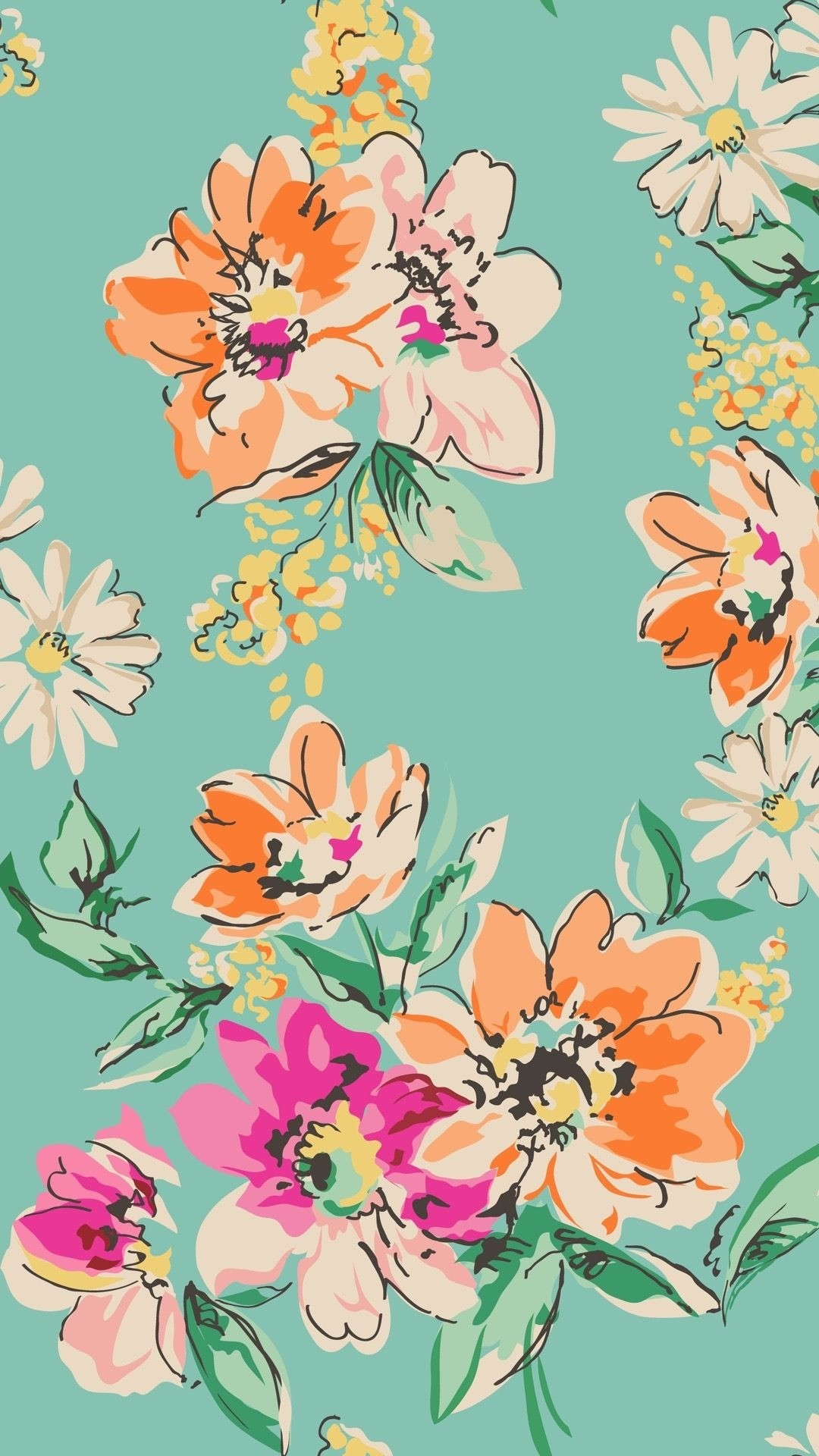 Lilly Pulitzer wallpaper for android