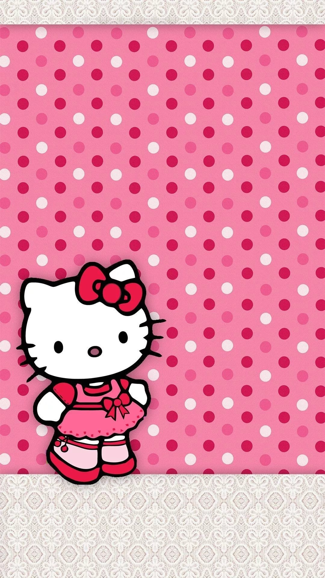 My Melody wallpaper for iPhone