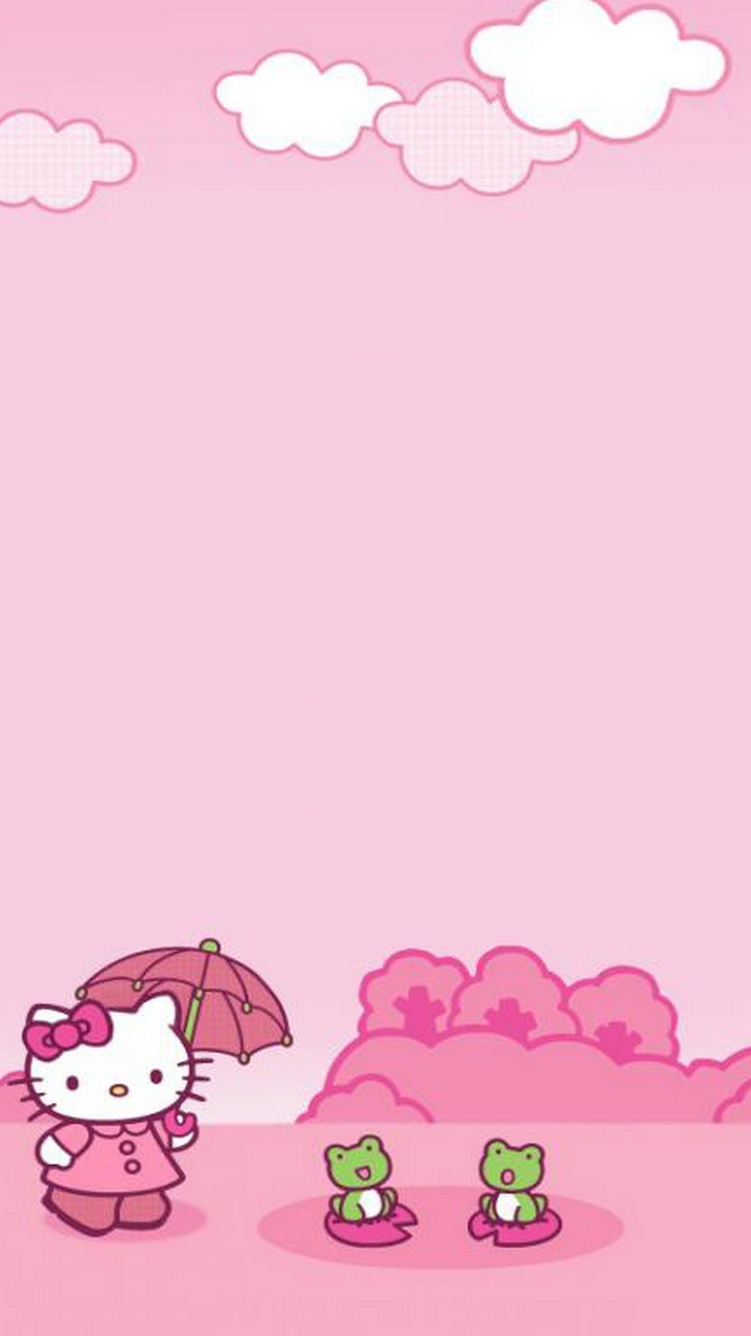 My Melody iPhone hd wallpaper