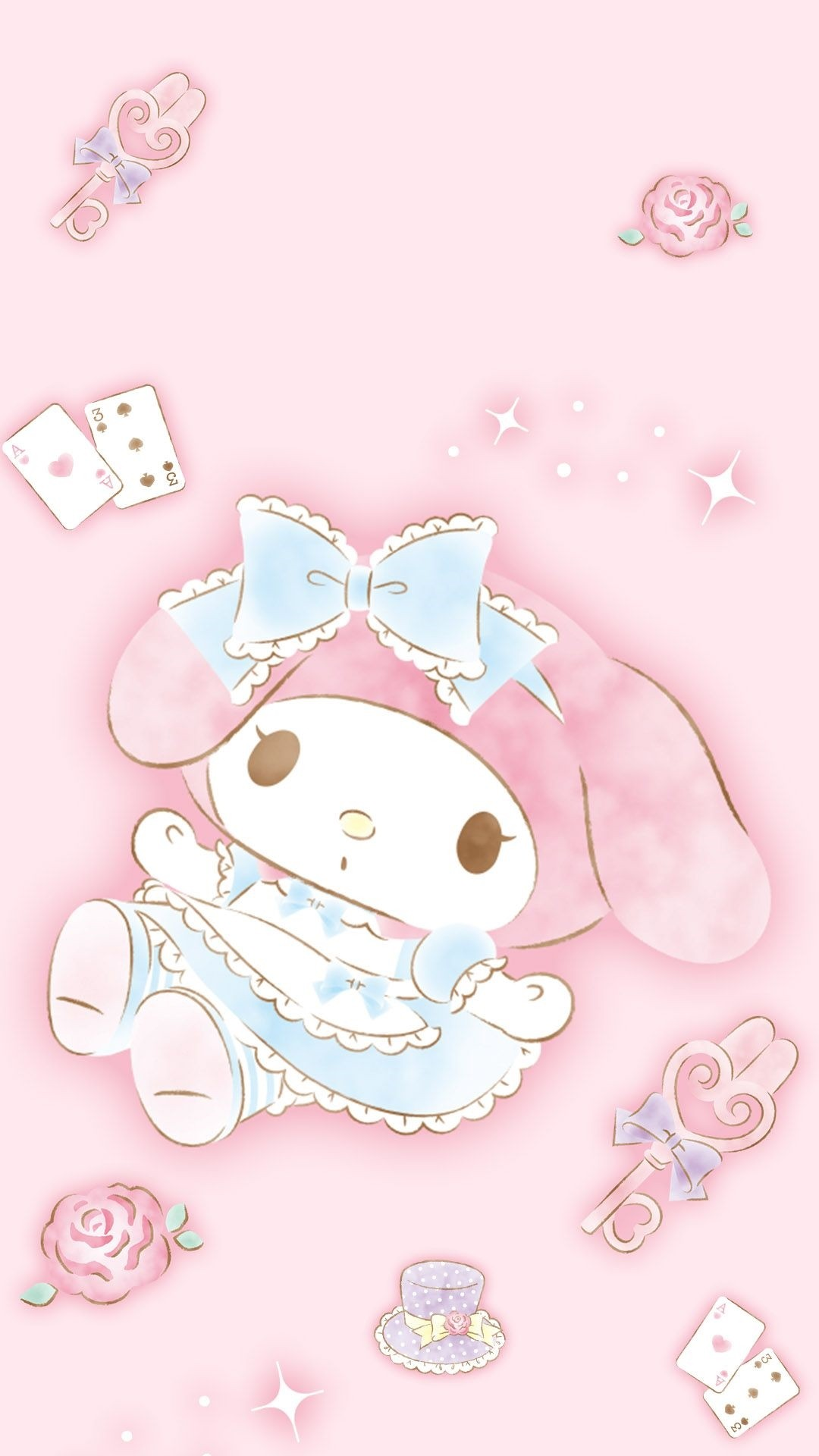 My Melody iPhone 7 wallpaper