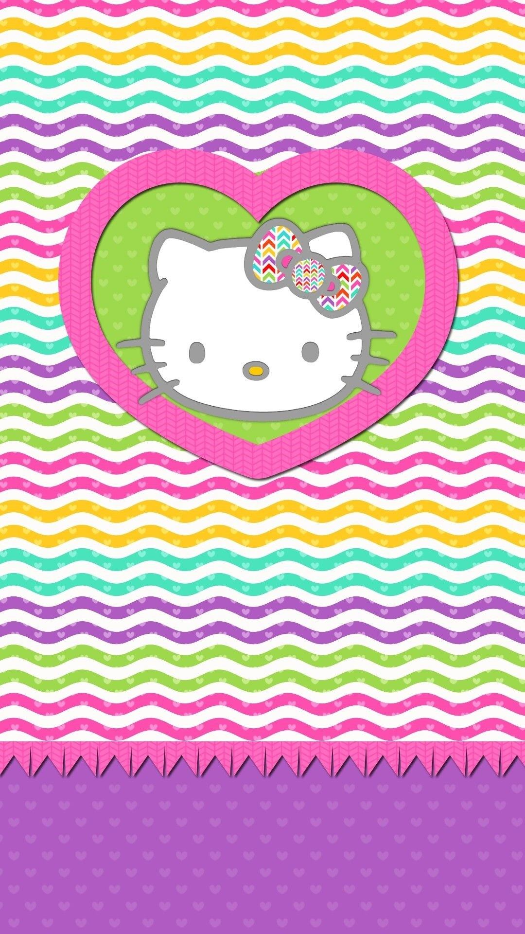 My Melody iPhone 5 wallpaper
