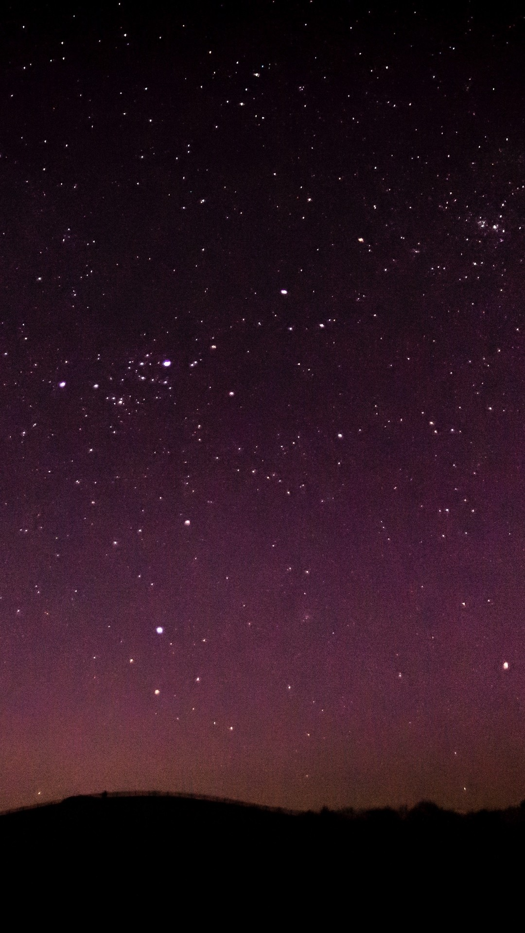 Night Sky iPhone 7 wallpaper