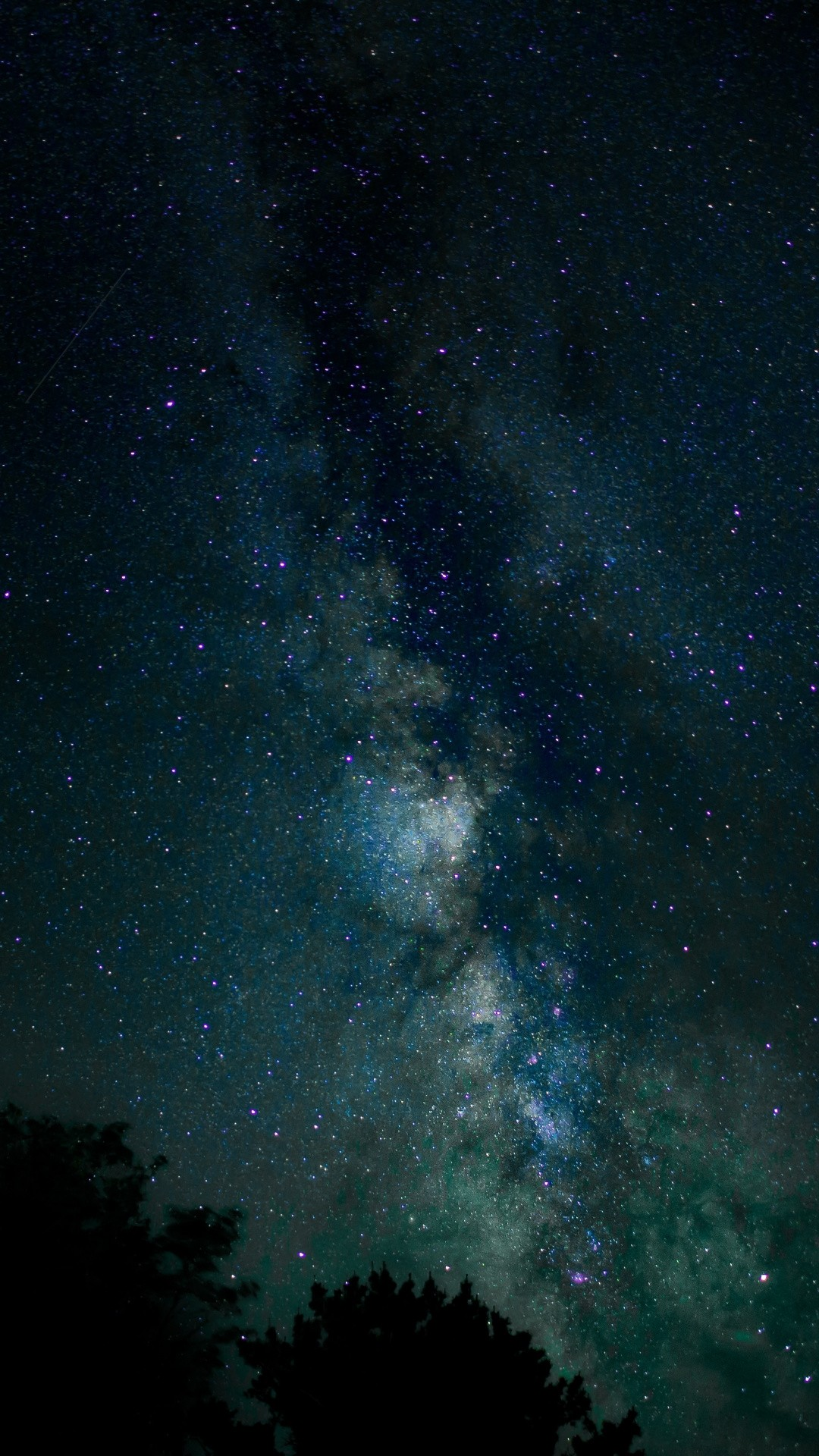 Night Sky phone wallpaper