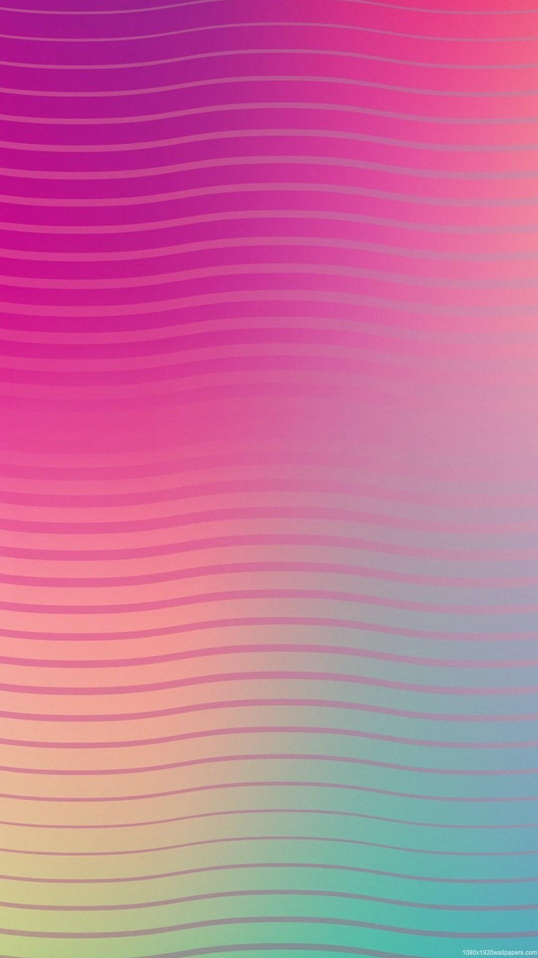 Ombre iPhone wallpaper