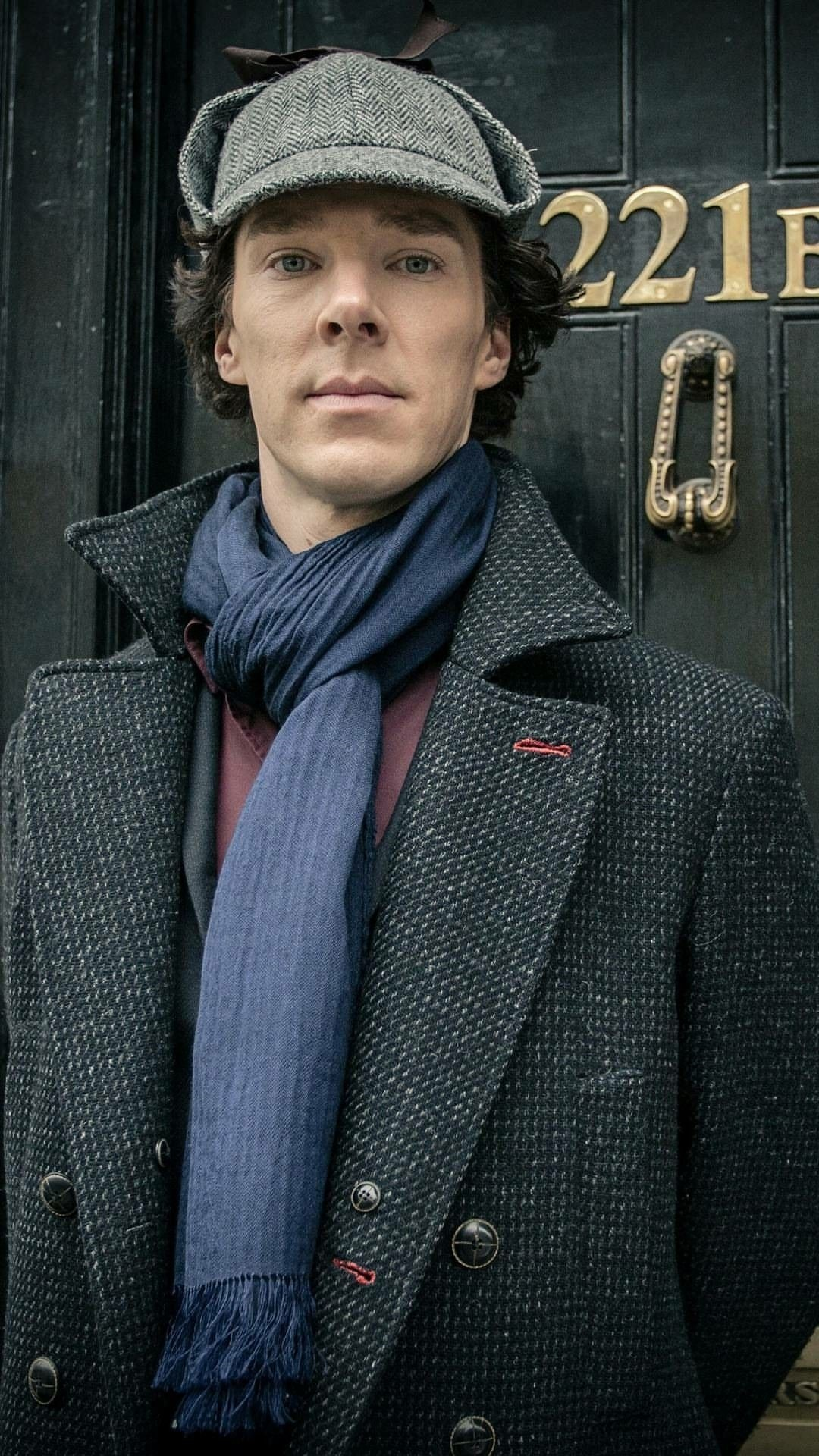 Sherlock iPhone hd wallpaper
