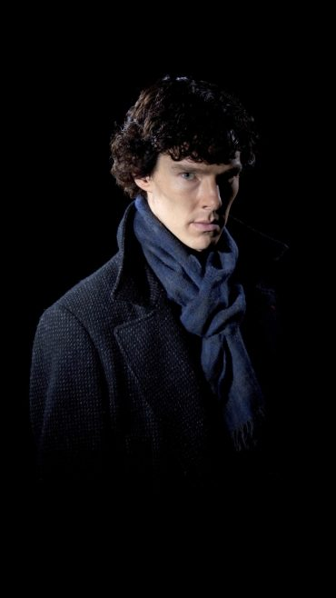 Sherlock phone wallpaper