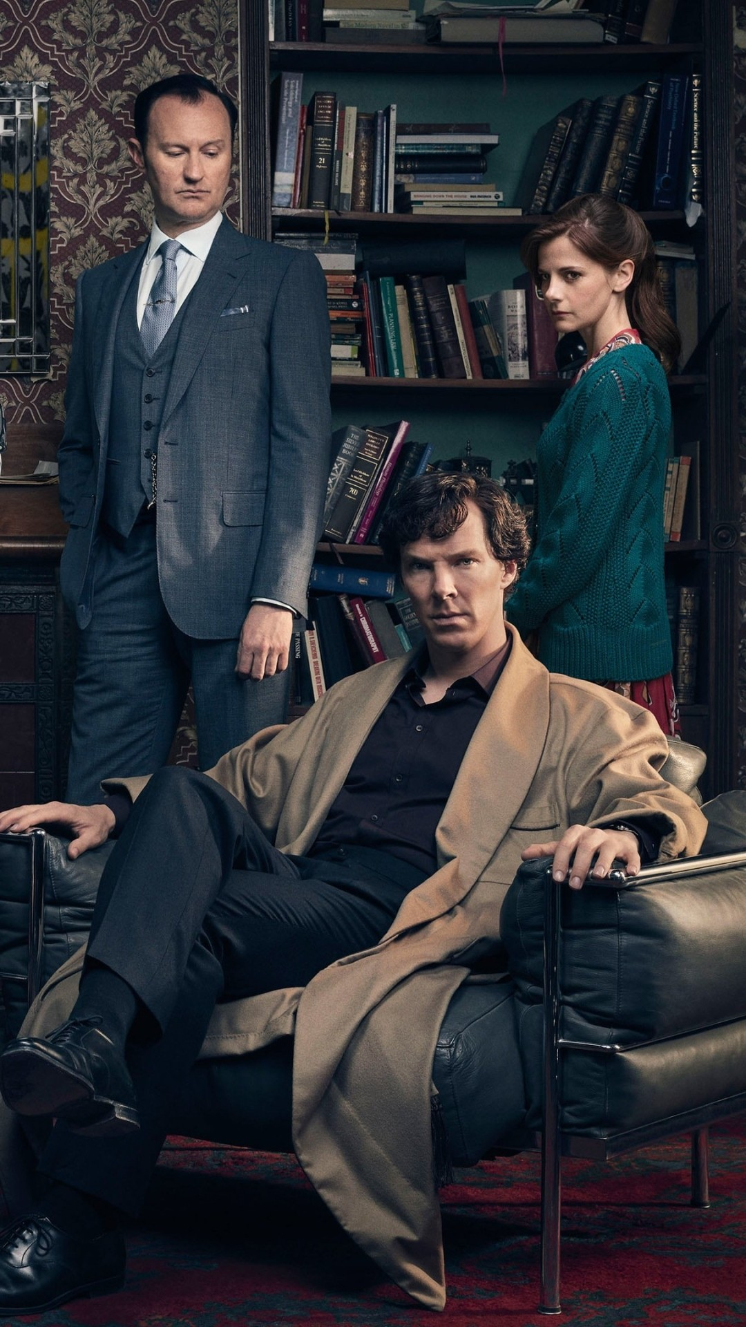 Sherlock hd wallpaper