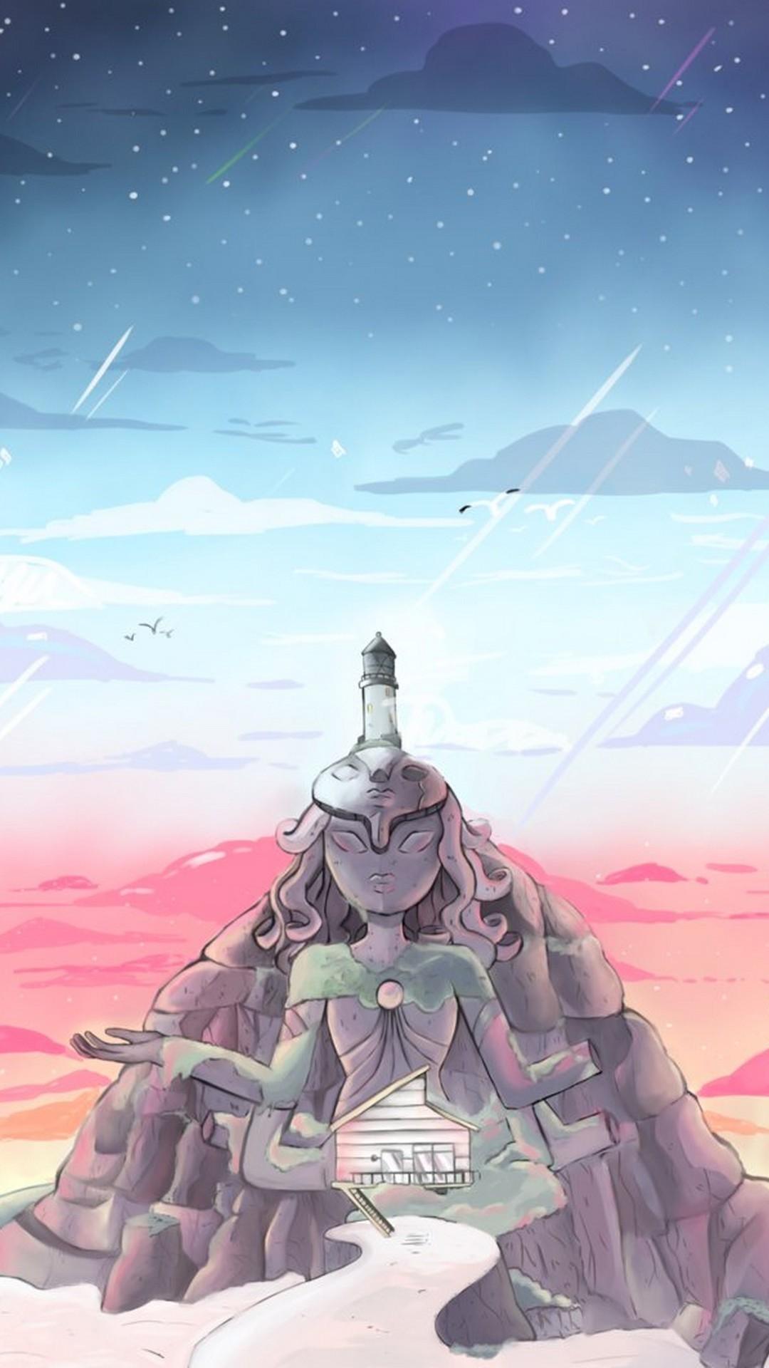 Steven Universe iPhone 6 wallpaper