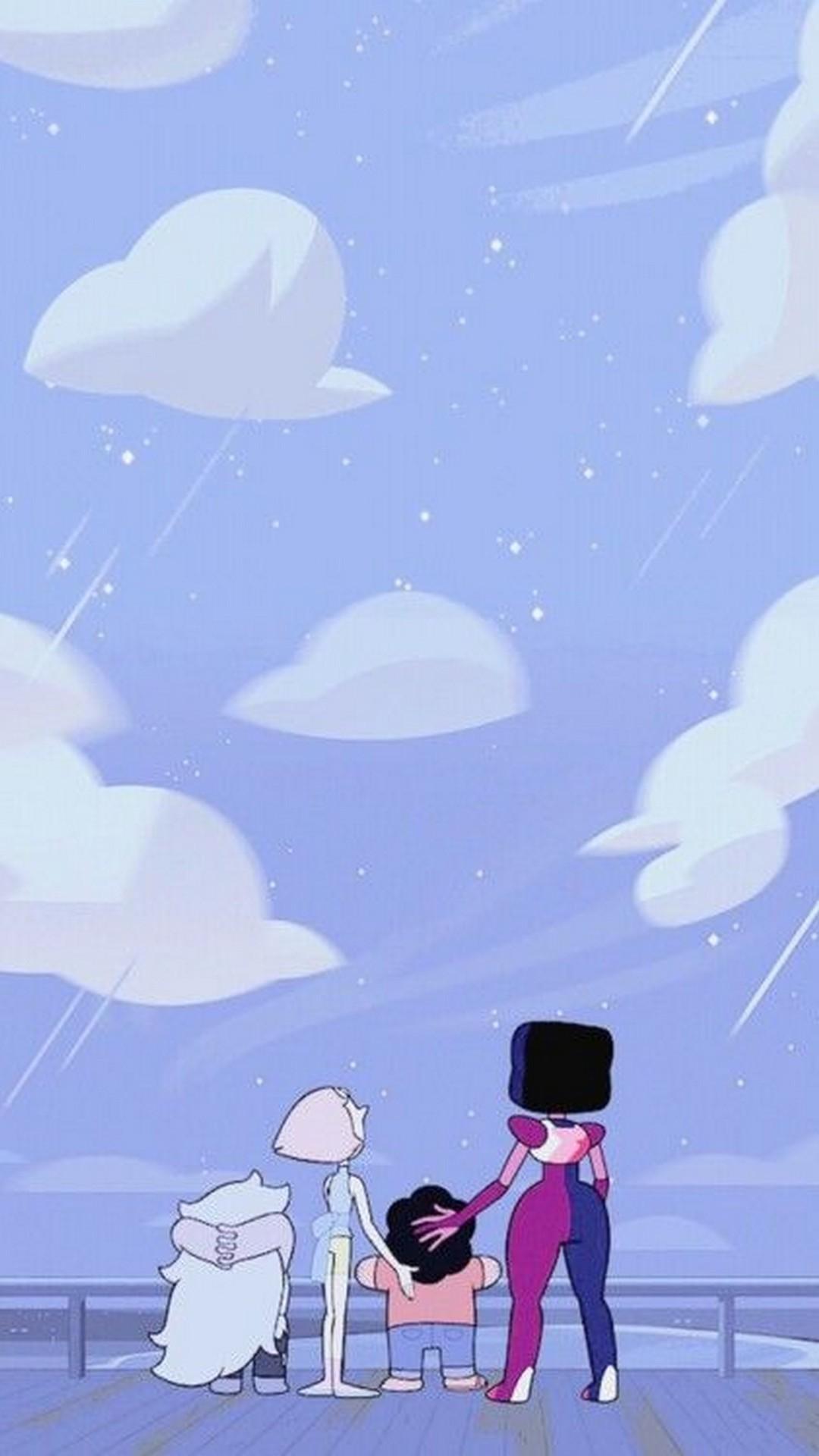Steven Universe iPhone hd wallpaper