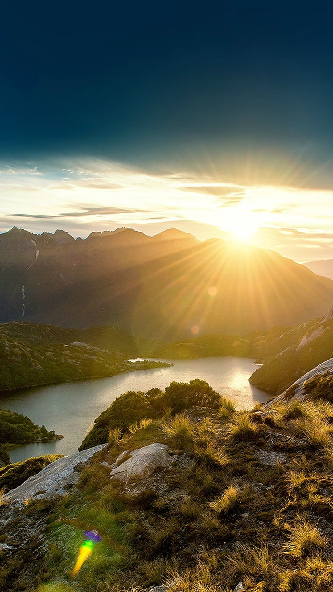Sunrise iPhone 6 wallpaper