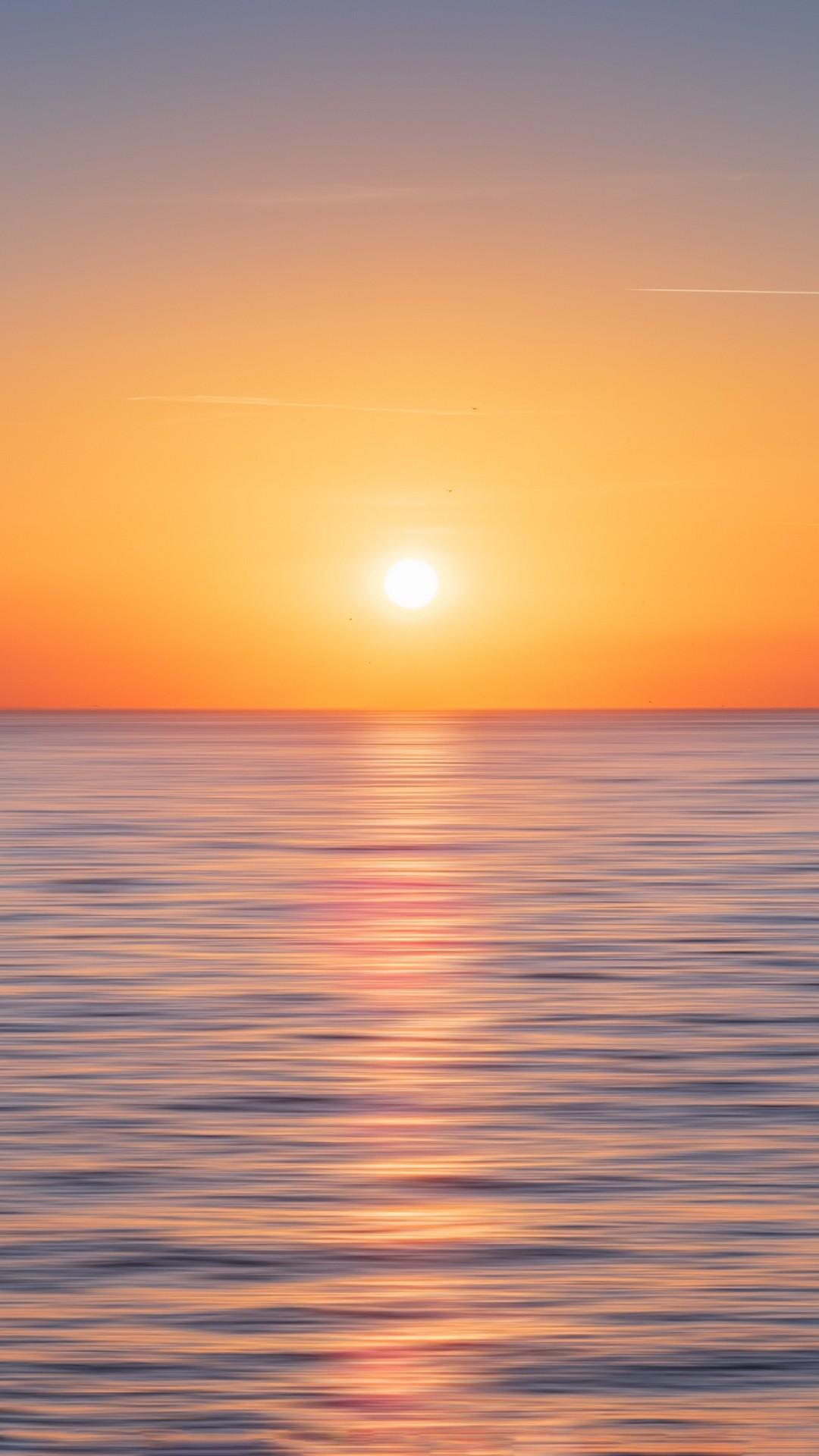 Sunrise phone background