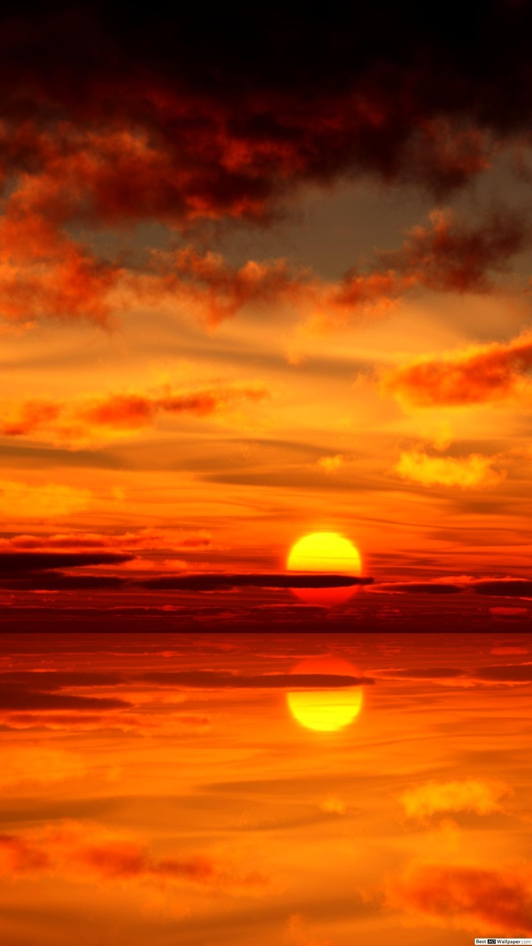 Sunrise wallpaper for android