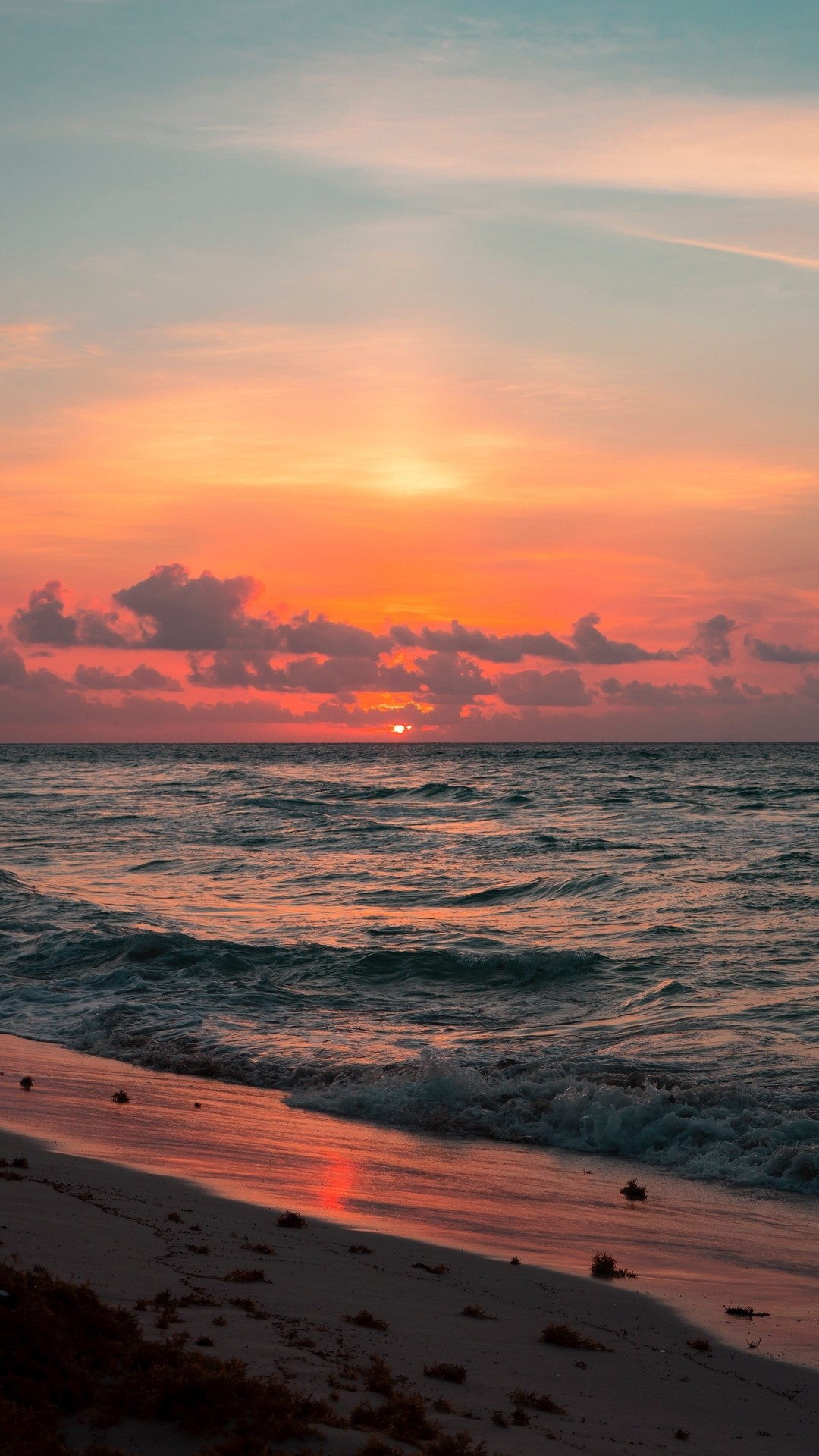 Sunrise iPhone 7 wallpaper