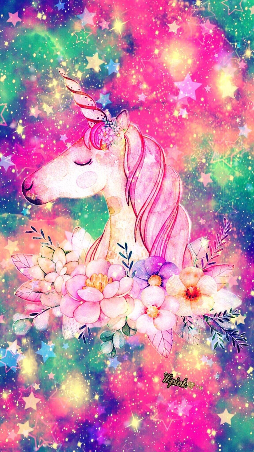 Unicorn iPhone hd wallpaper