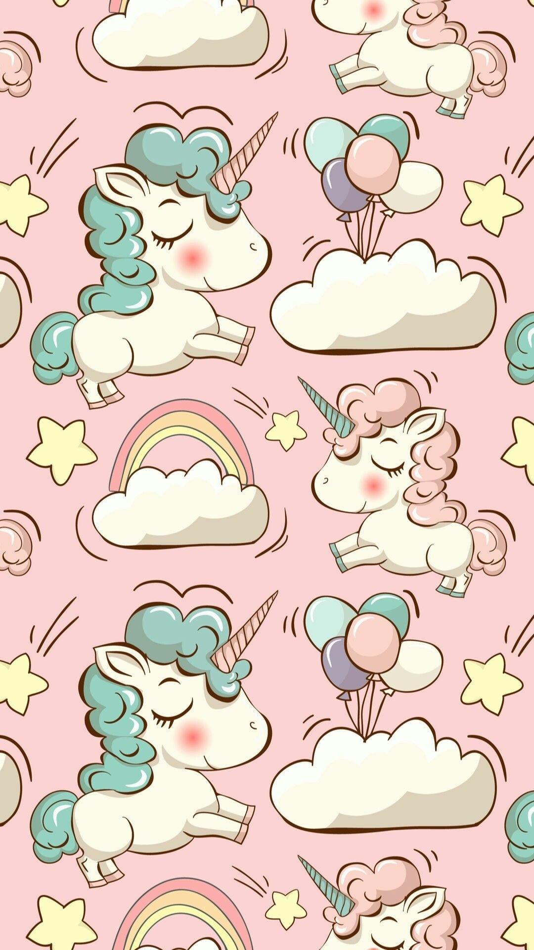 Unicorn iPhone 6 wallpaper