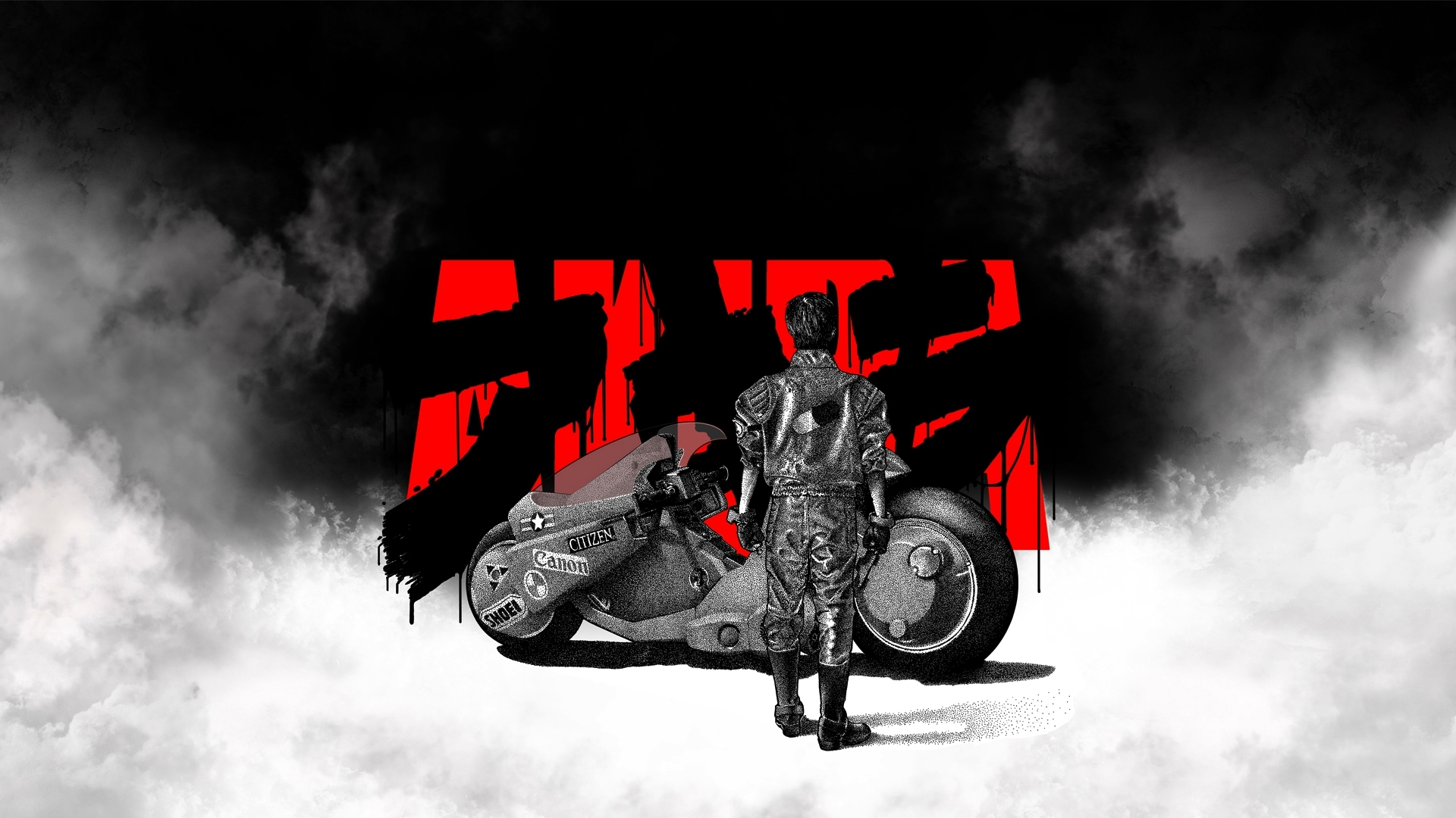 Akira Wallpaper desktop wallpaper
