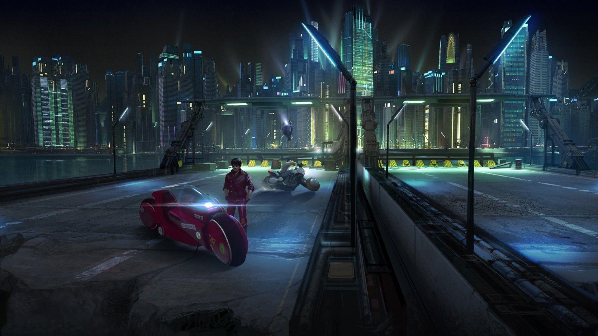 Akira Wallpaper download wallpaper image