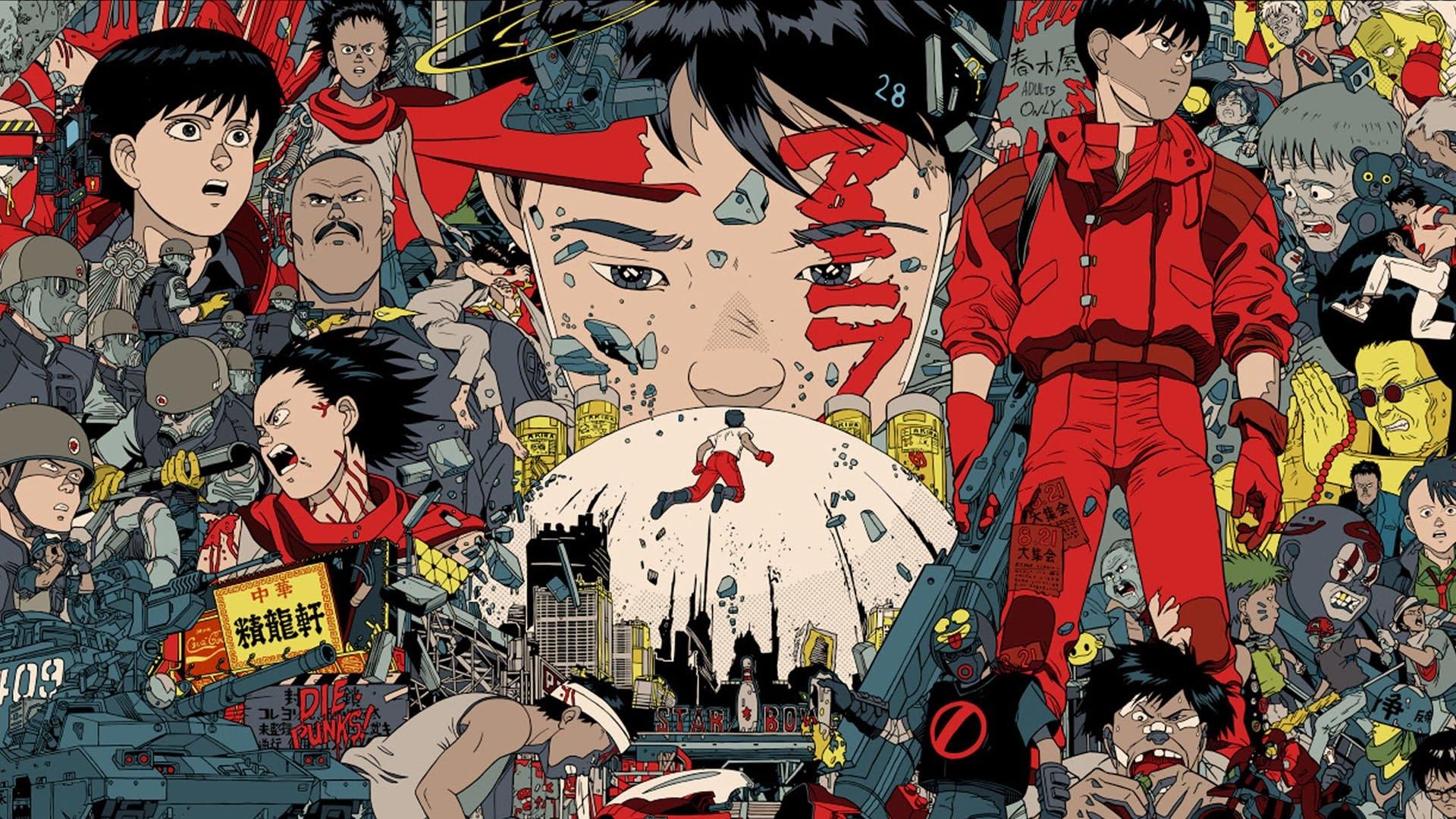 Akira Wallpaper free download wallpaper