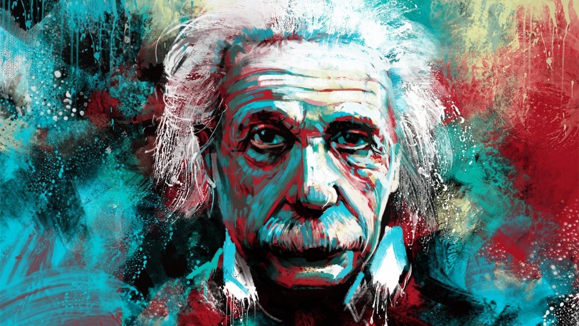 Albert Einstein Good Wallpaper