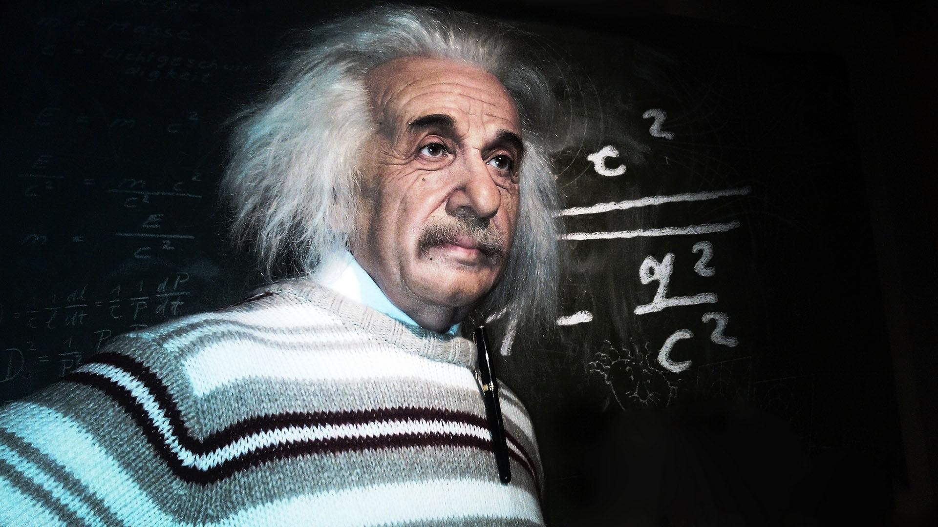 Albert Einstein computer wallpaper
