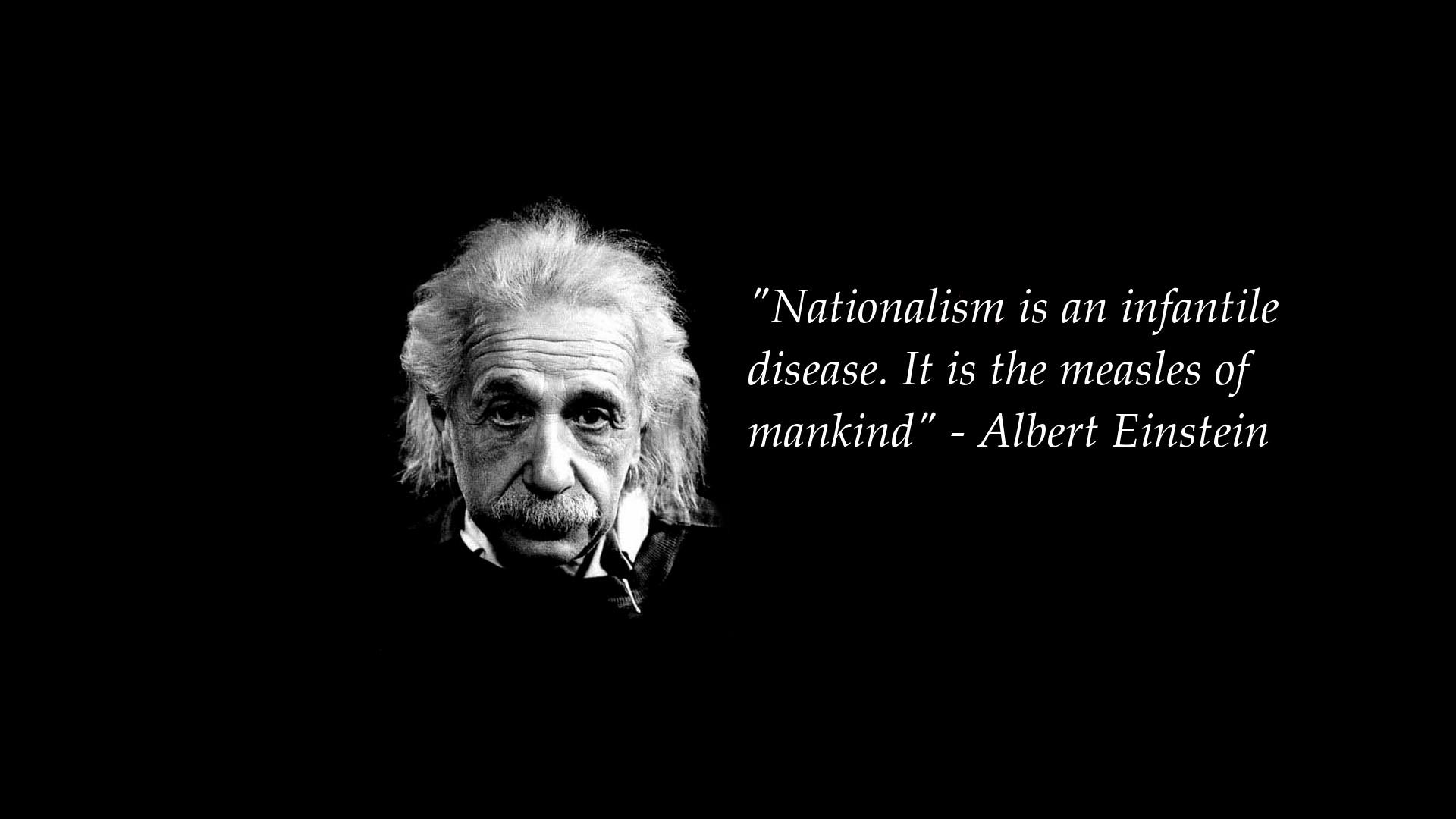 Albert Einstein Free Desktop Wallpaper
