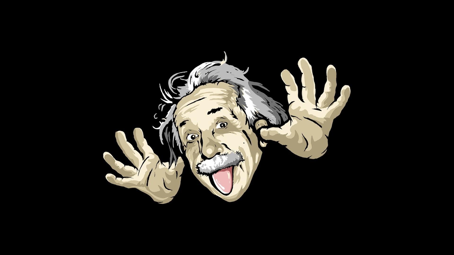 Albert Einstein vertical wallpaper hd