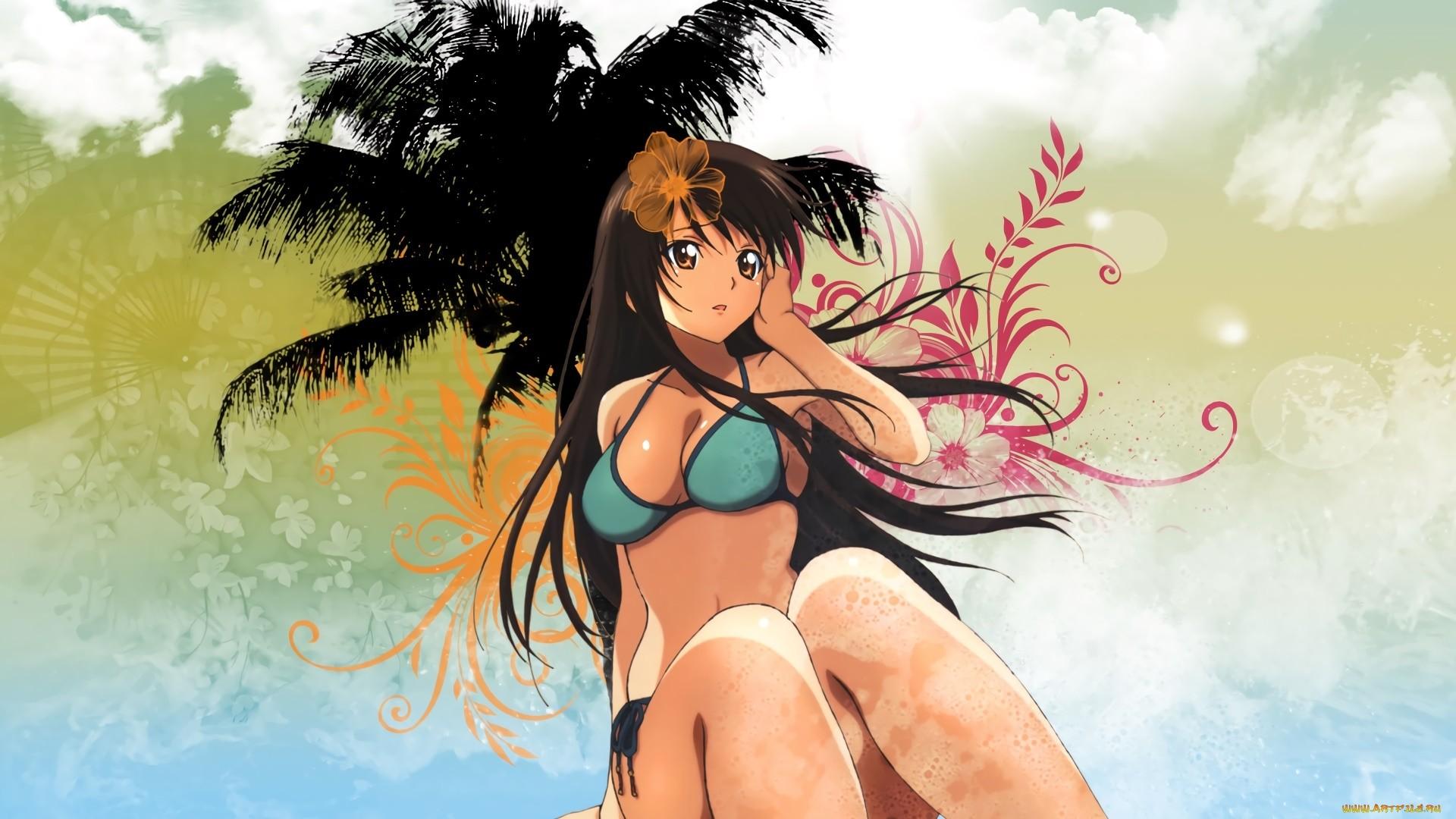 Anime Bikini New Wallpaper