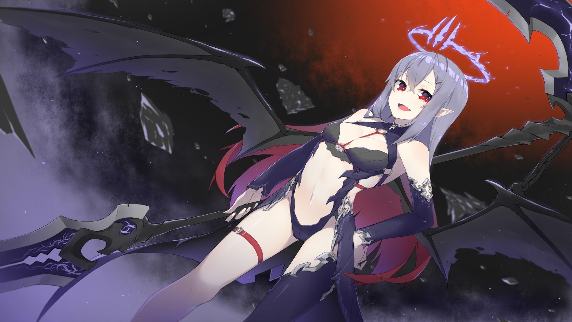 Anime Ecchi hd wallpaper