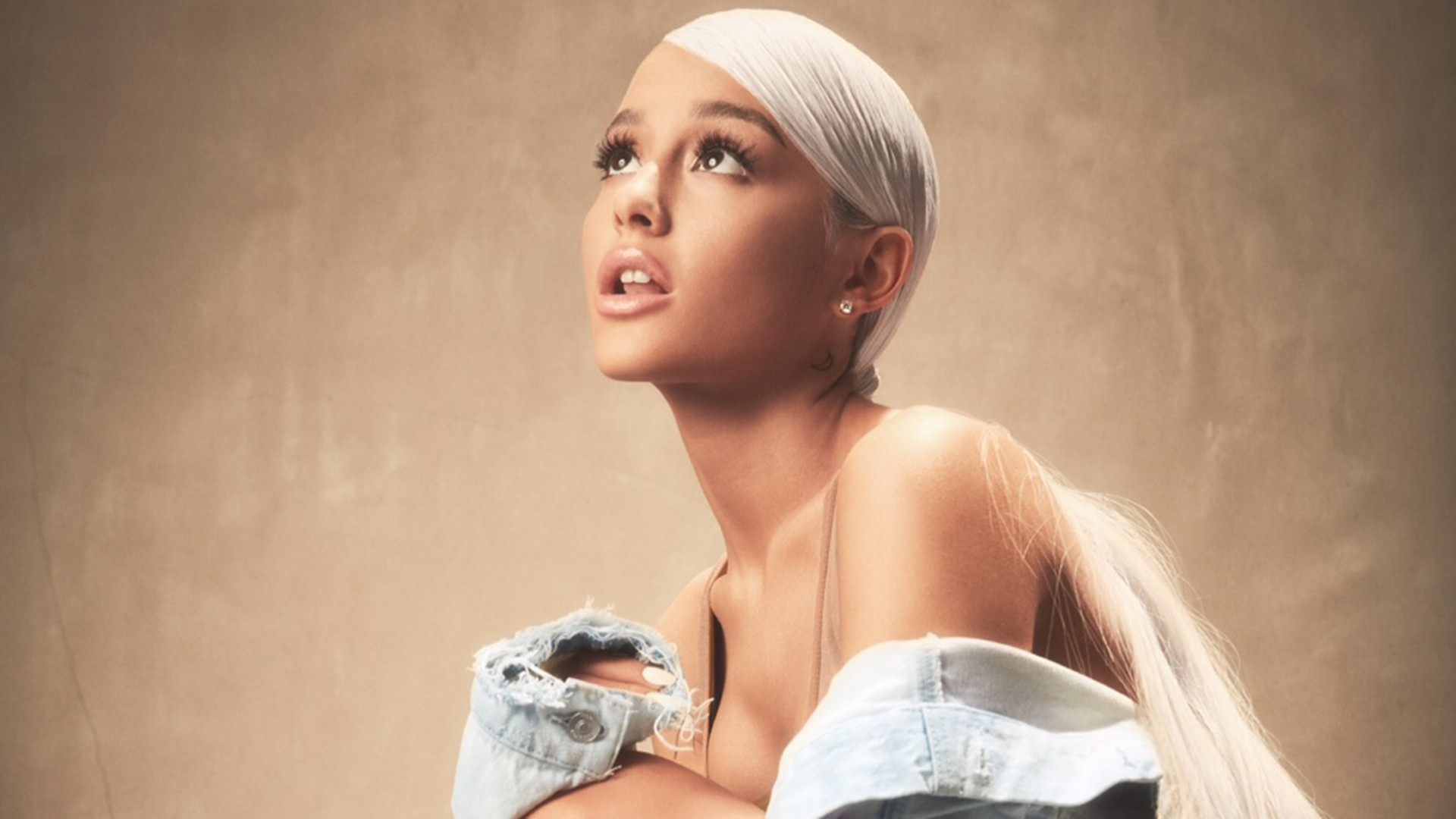 Ariana Grande screen wallpaper
