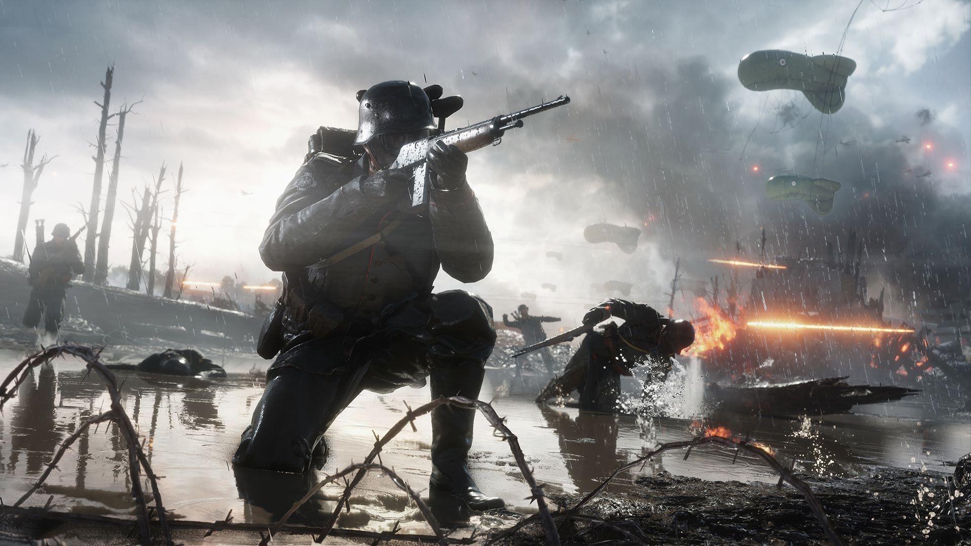 Battlefield 1 Cool HD Wallpaper
