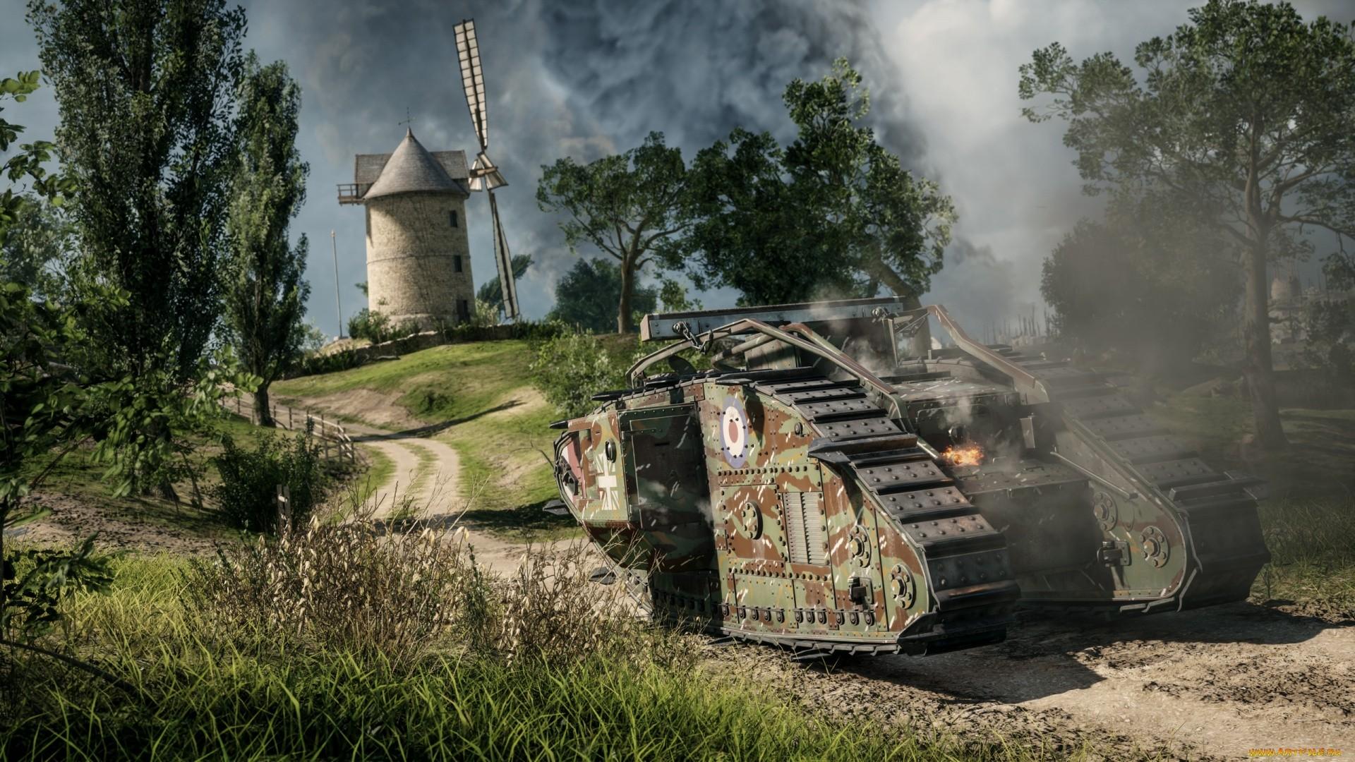 Battlefield 1 High Quality