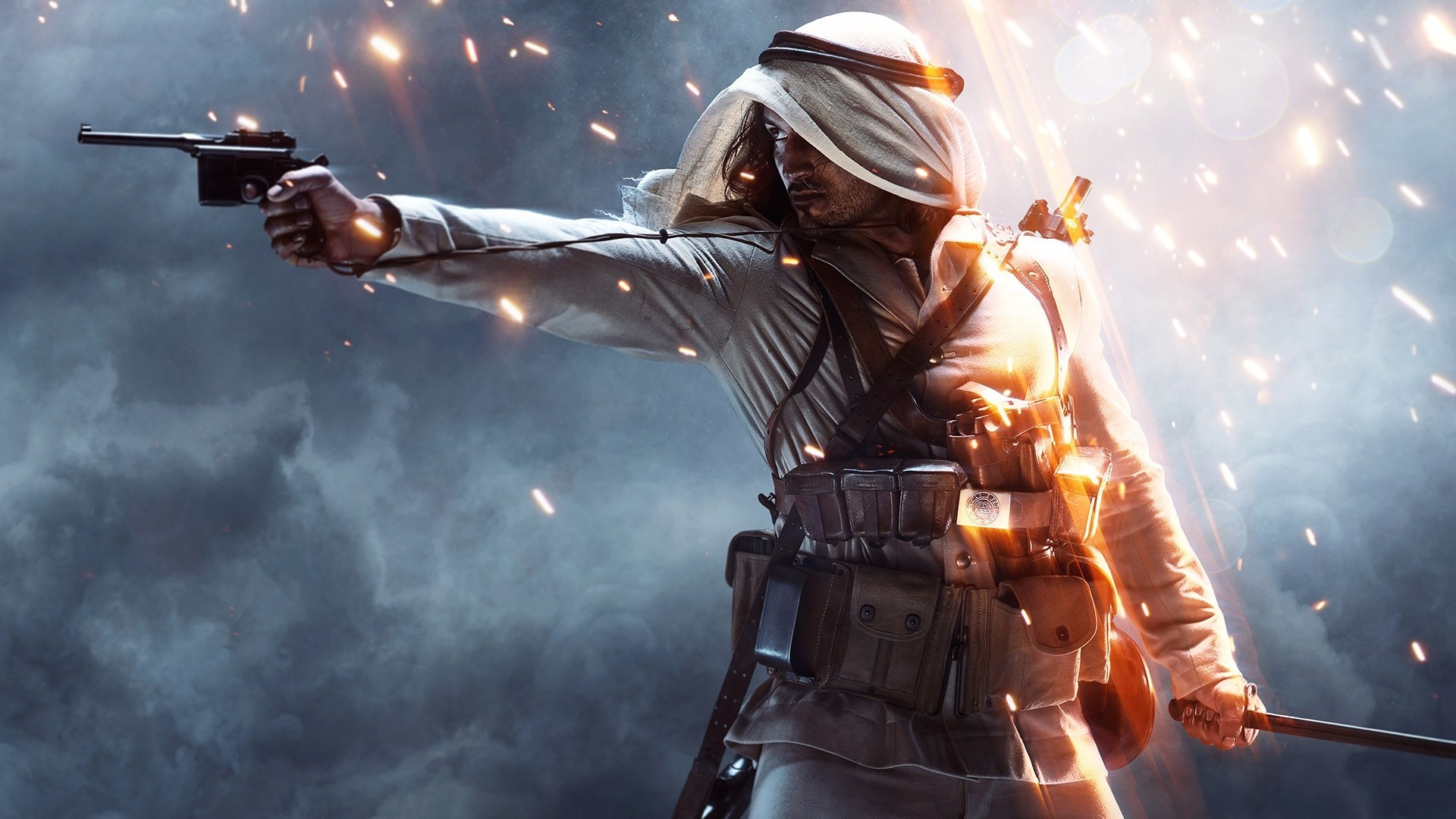 Battlefield 1 background wallpaper