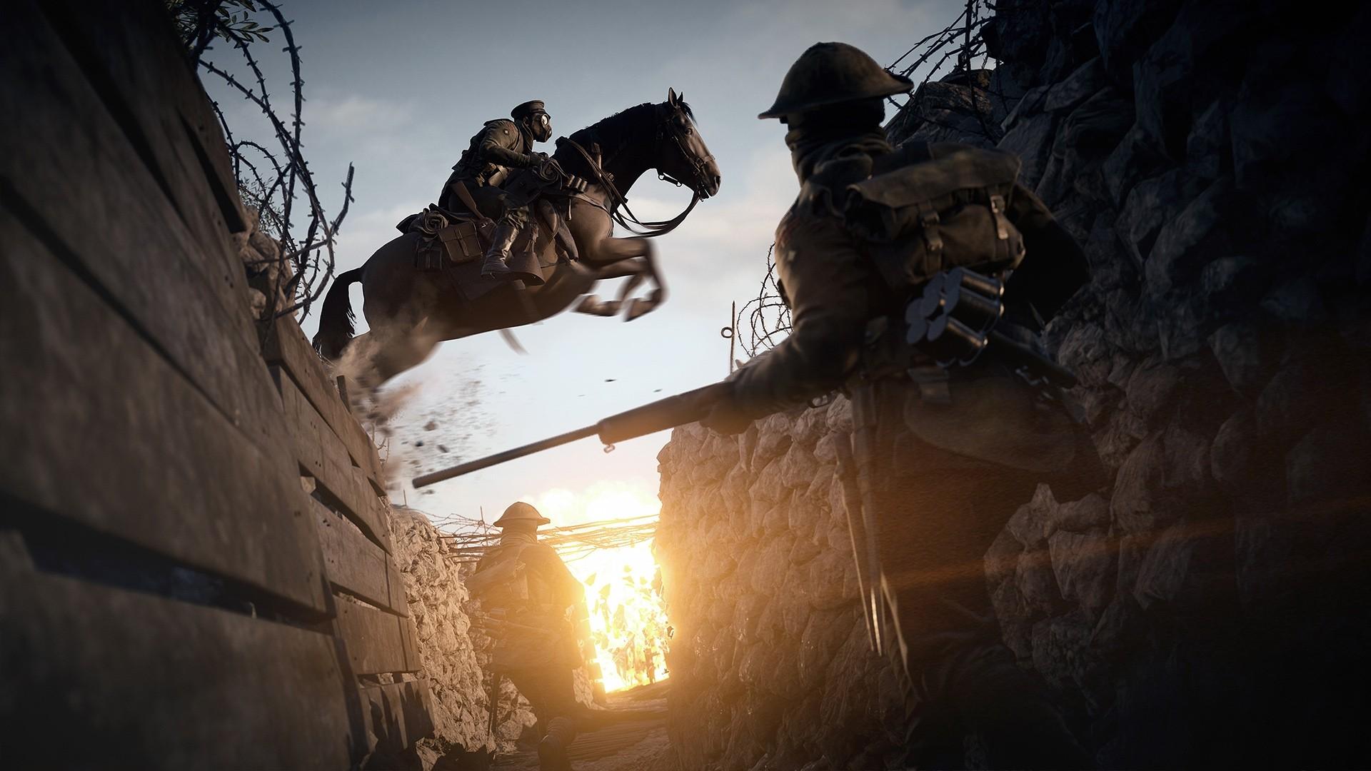 Battlefield 1 Background Wallpaper HD