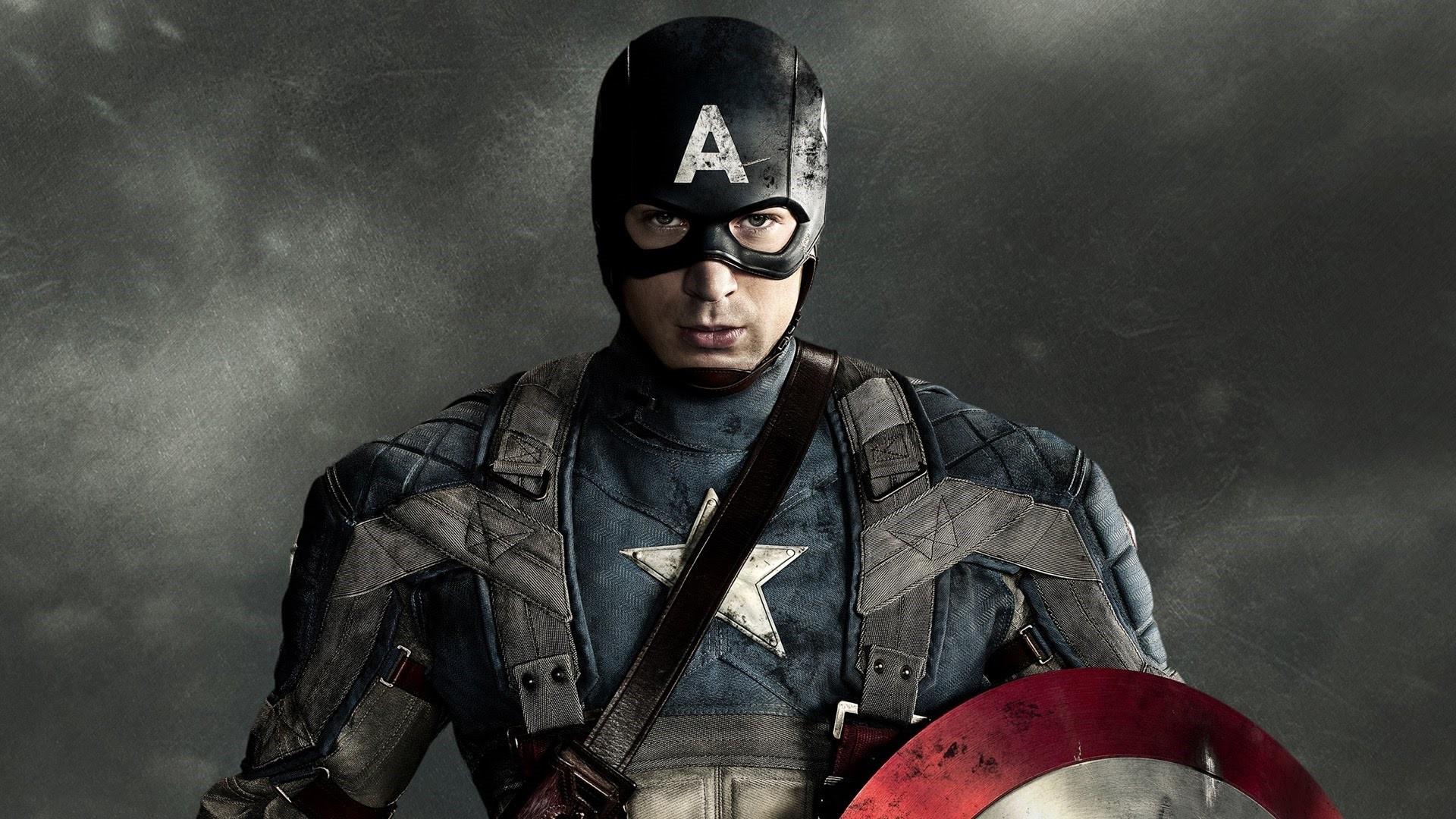 Captain America free download wallpaper