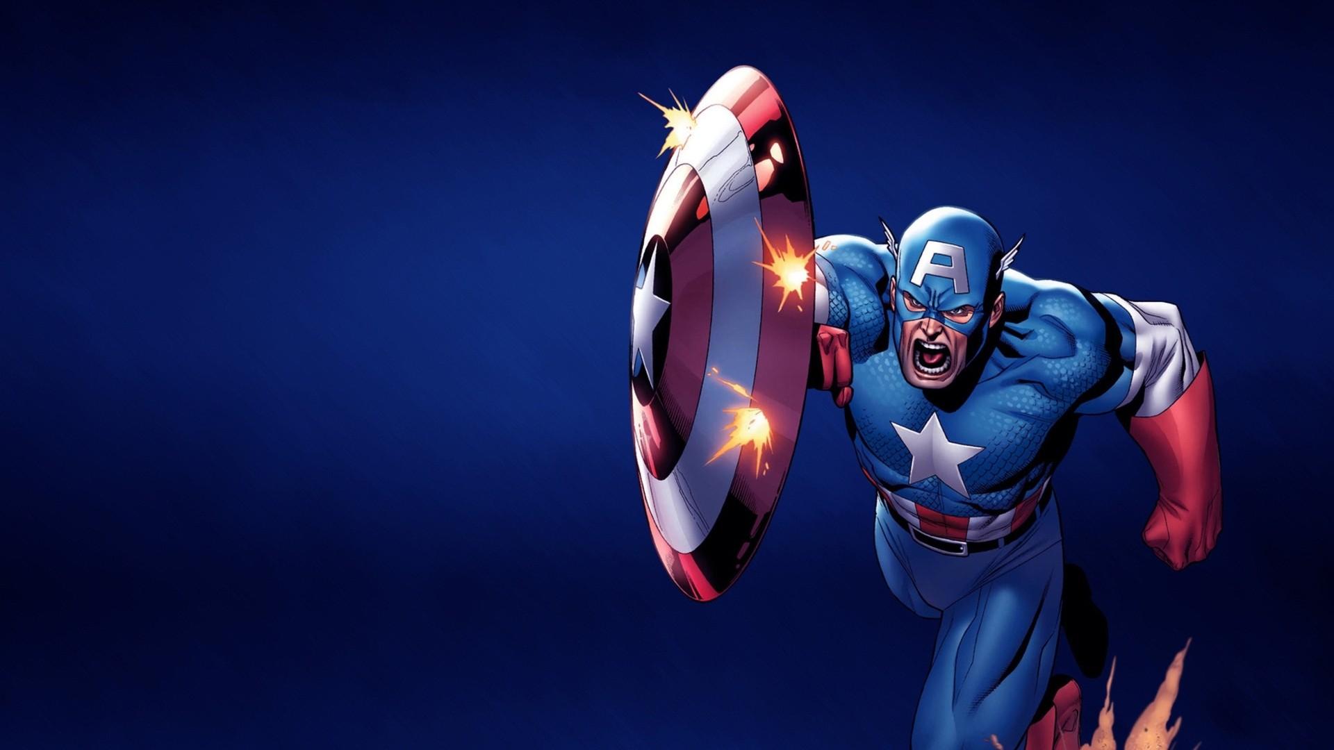 Captain America Wallpaper Photo HD