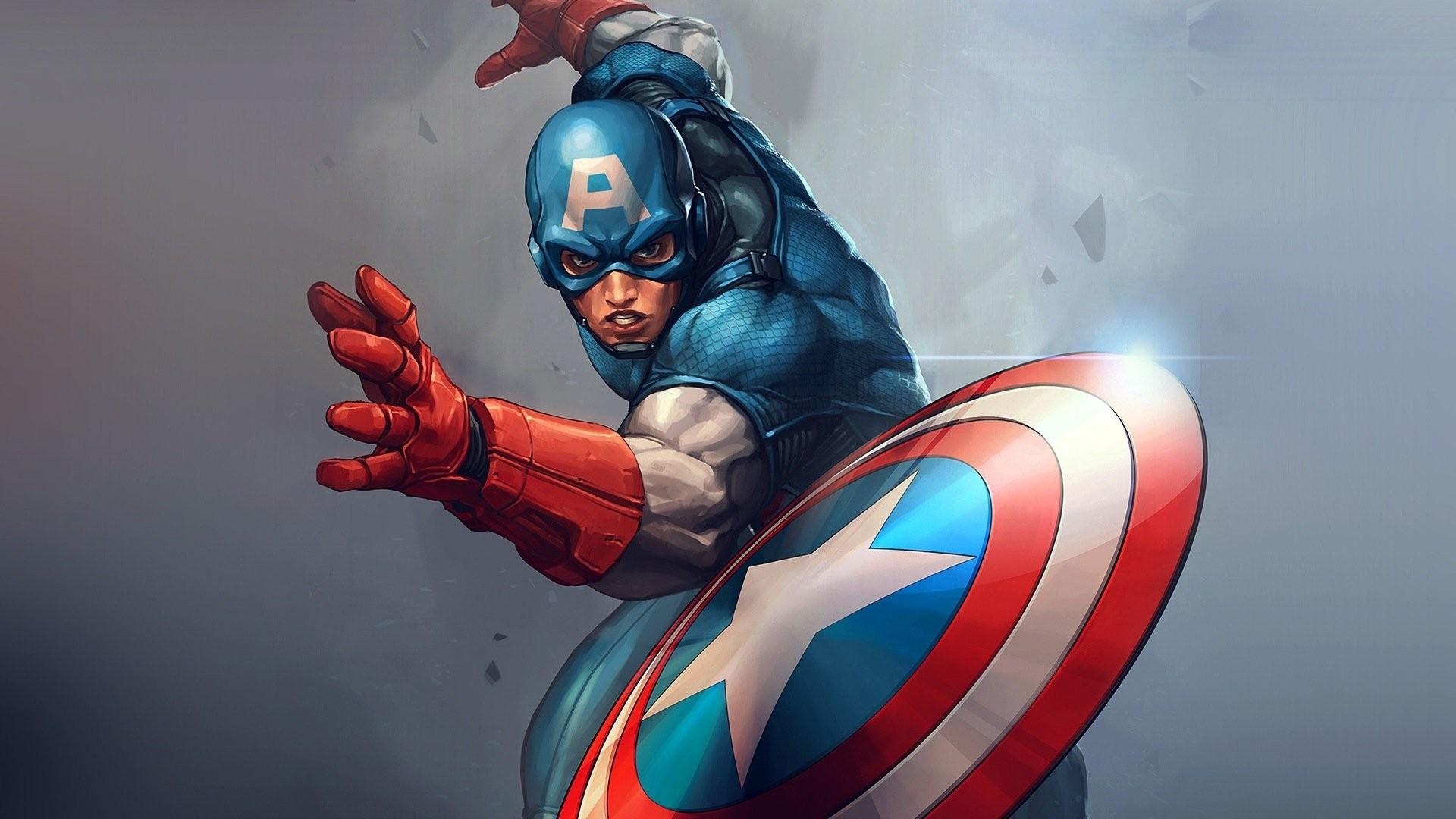 Captain America HD Download