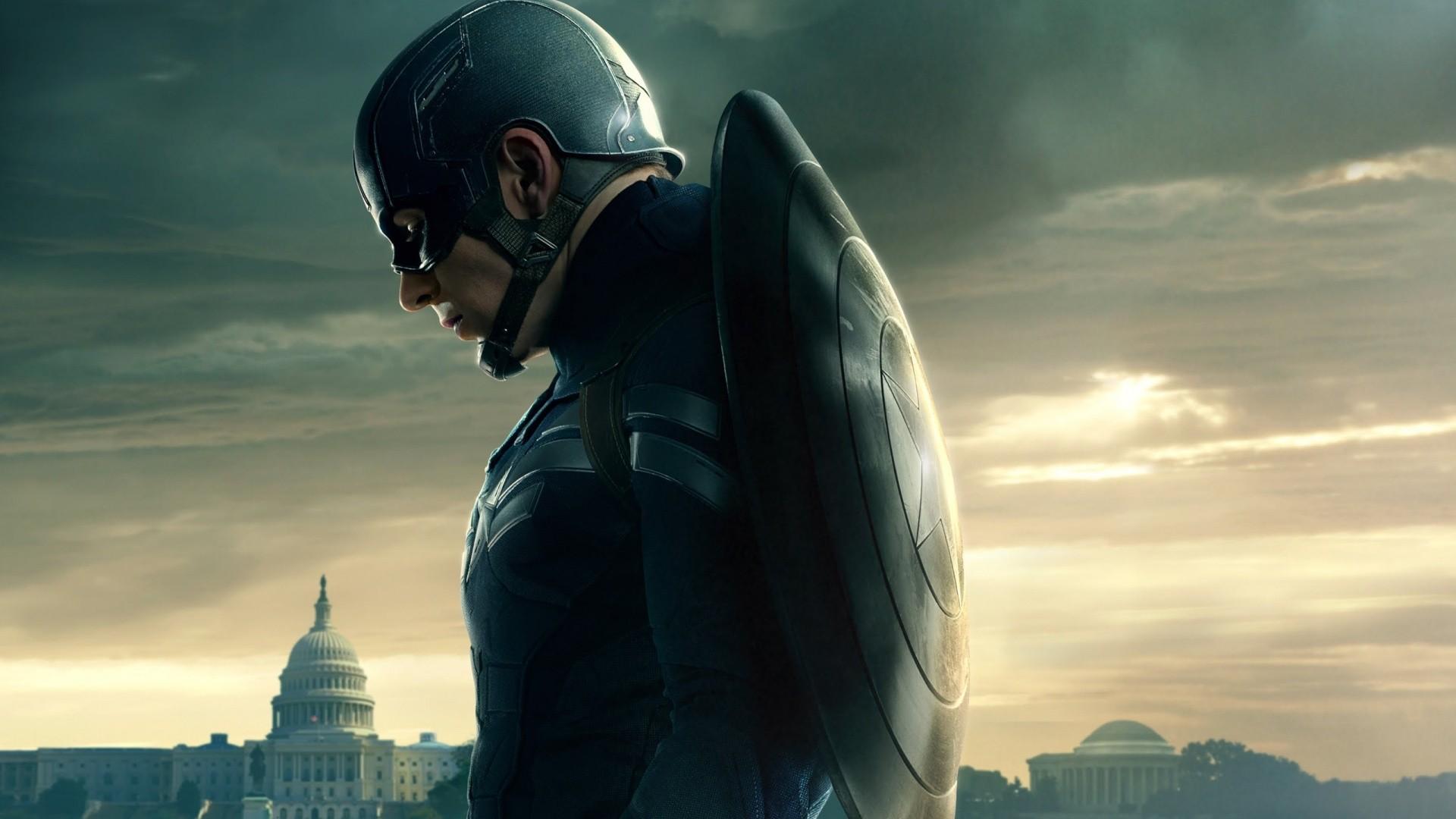 Captain America HD Desktop Wallpaper